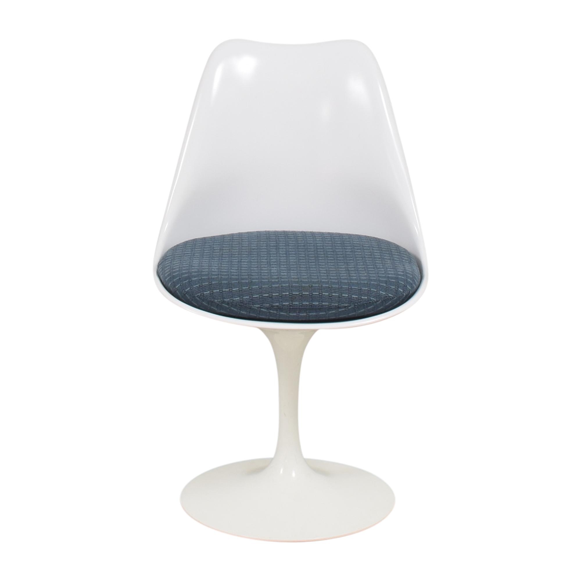 shop Knoll Tulip Eero Saarinen Chair Knoll Chairs