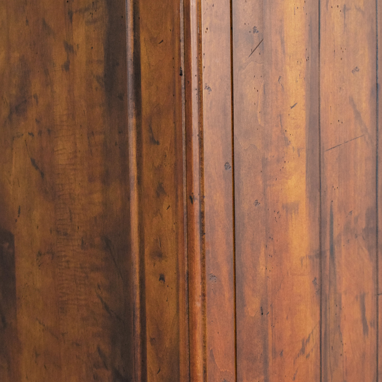 buy Century Furniture Century Furniture Two Door Armoire online