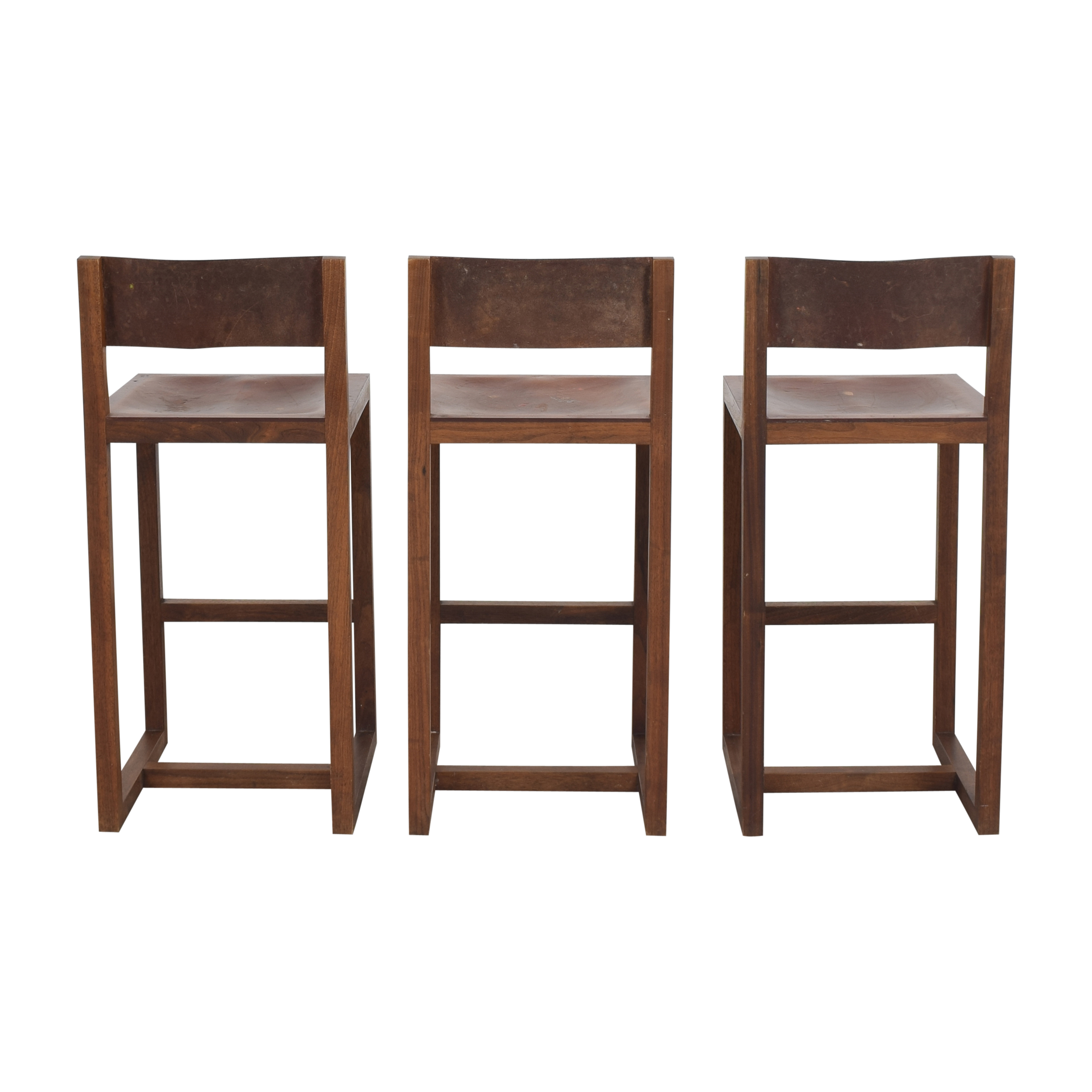 BDDW Square Guest Counter Stools sale