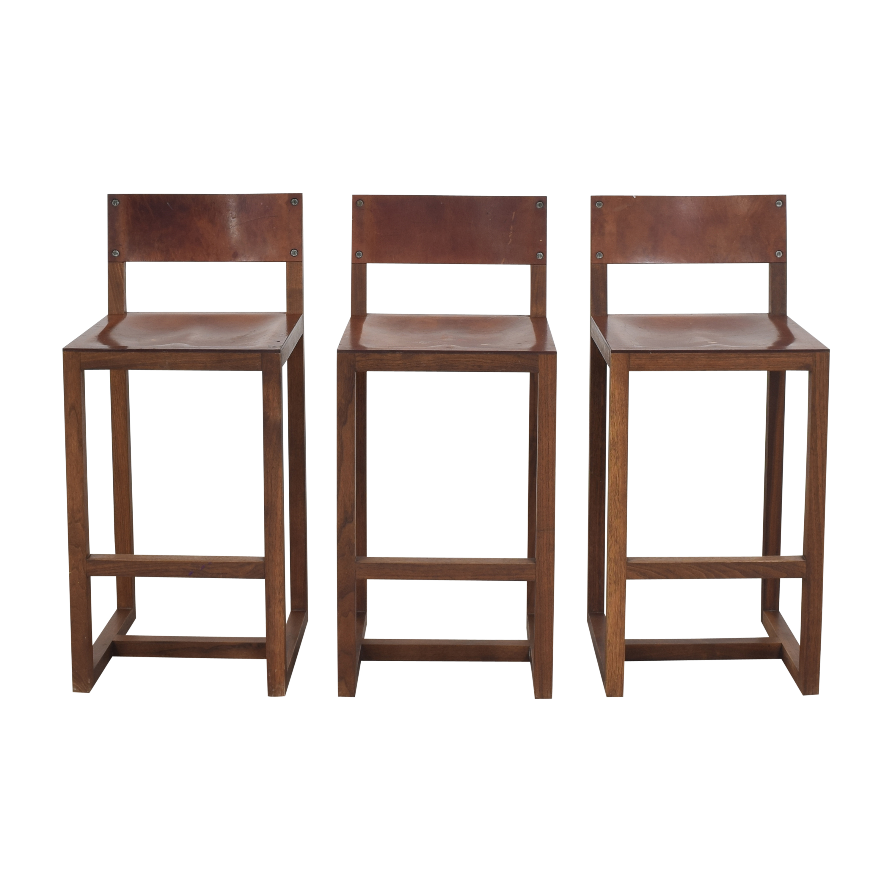 buy BDDW Square Guest Counter Stools BDDW Stools