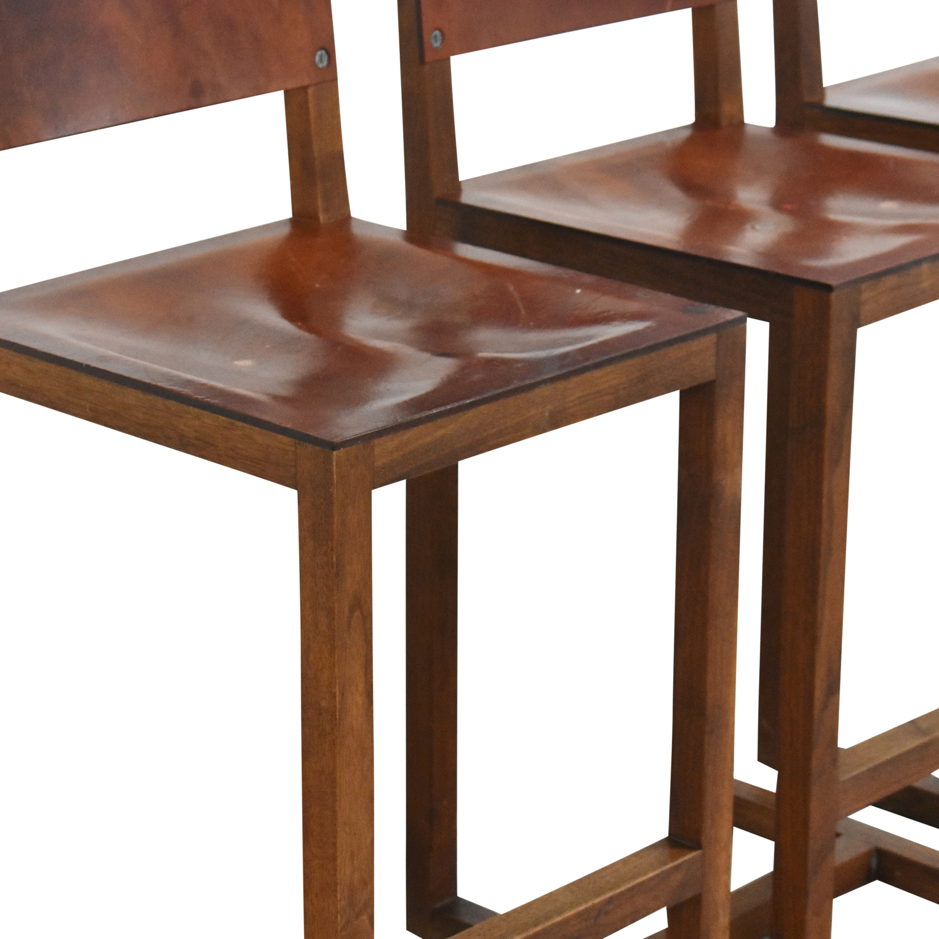 shop BDDW Square Guest Counter Stools BDDW Chairs