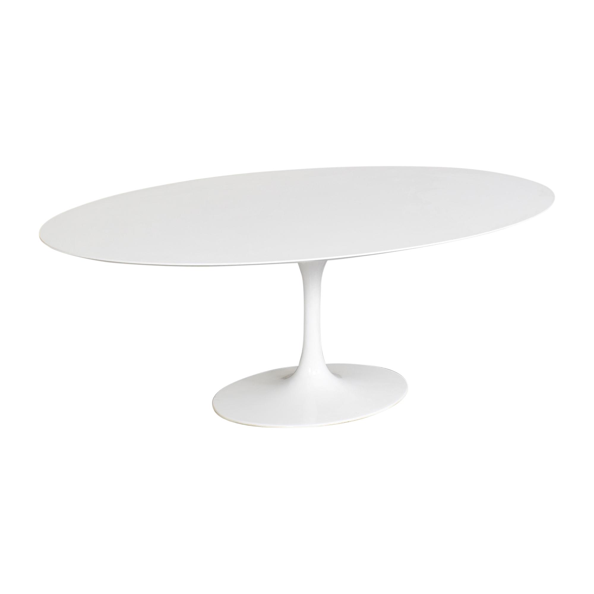 AllModern AllModern Bromyard Oval Dining Table ct