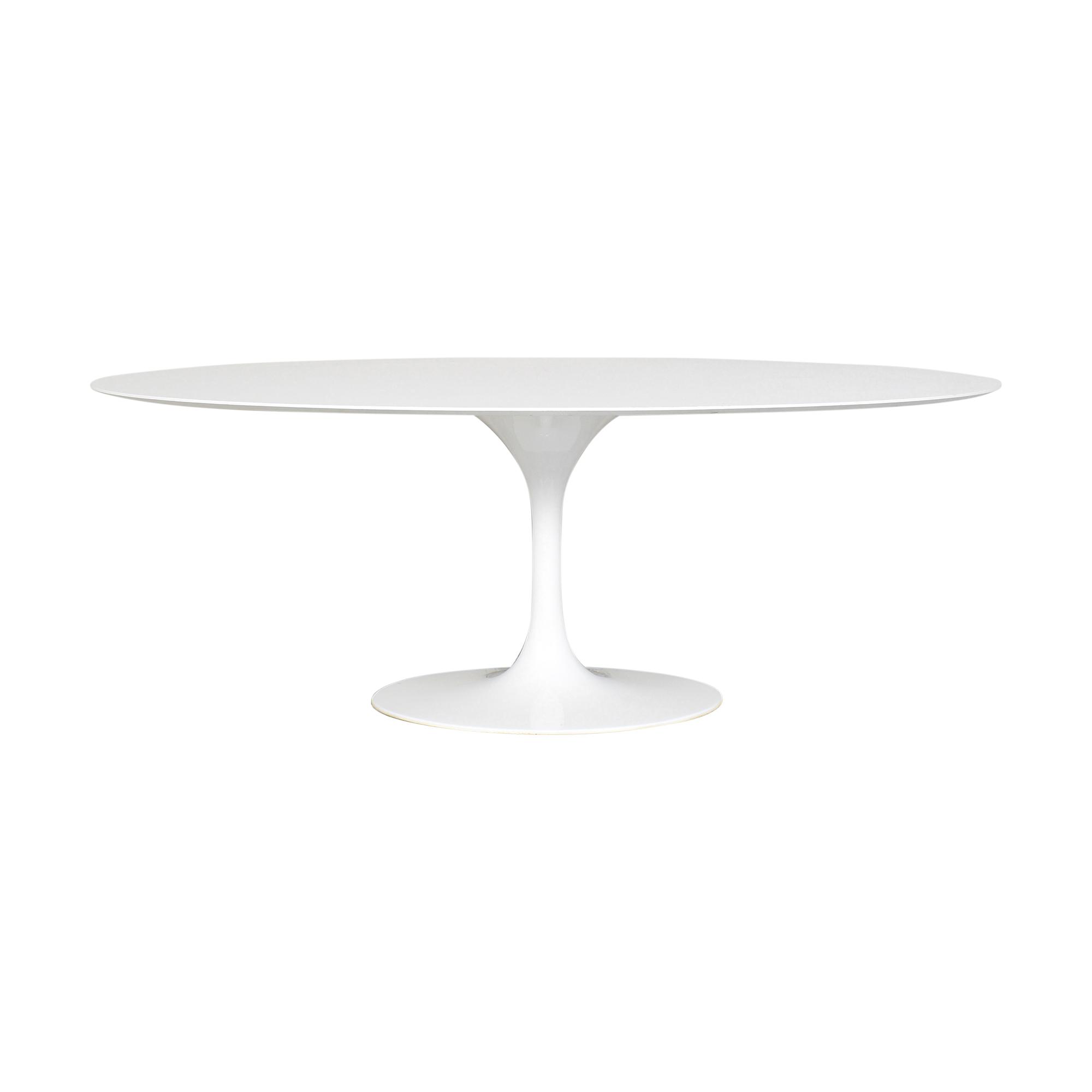 buy AllModern AllModern Bromyard Oval Dining Table online