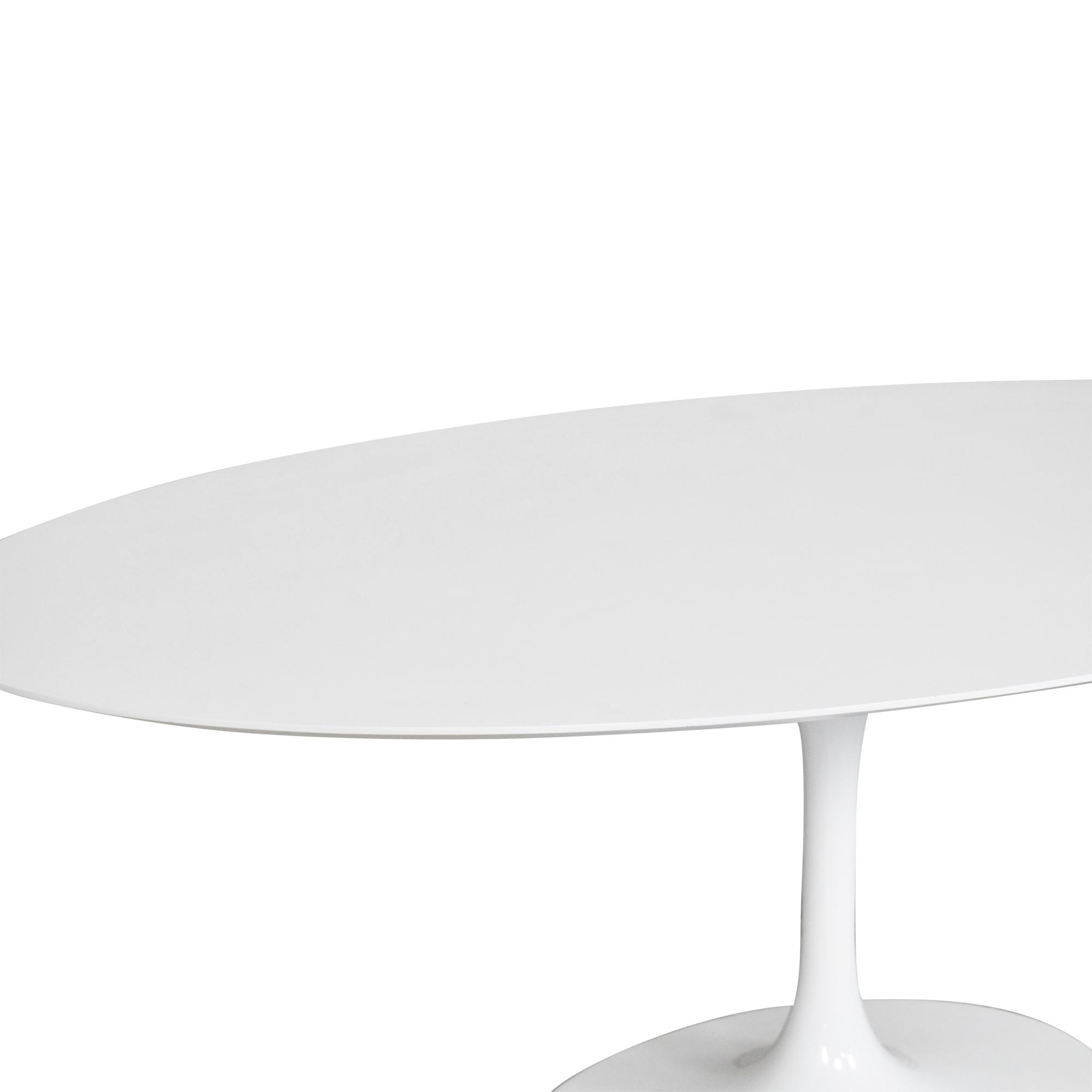 AllModern AllModern Bromyard Oval Dining Table price