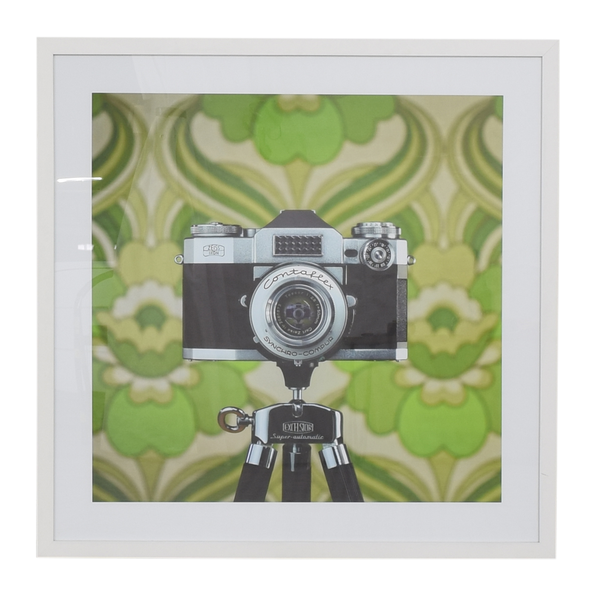 buy Flynn Newton CameraSelfie #36 Framed Wall Art  Decor