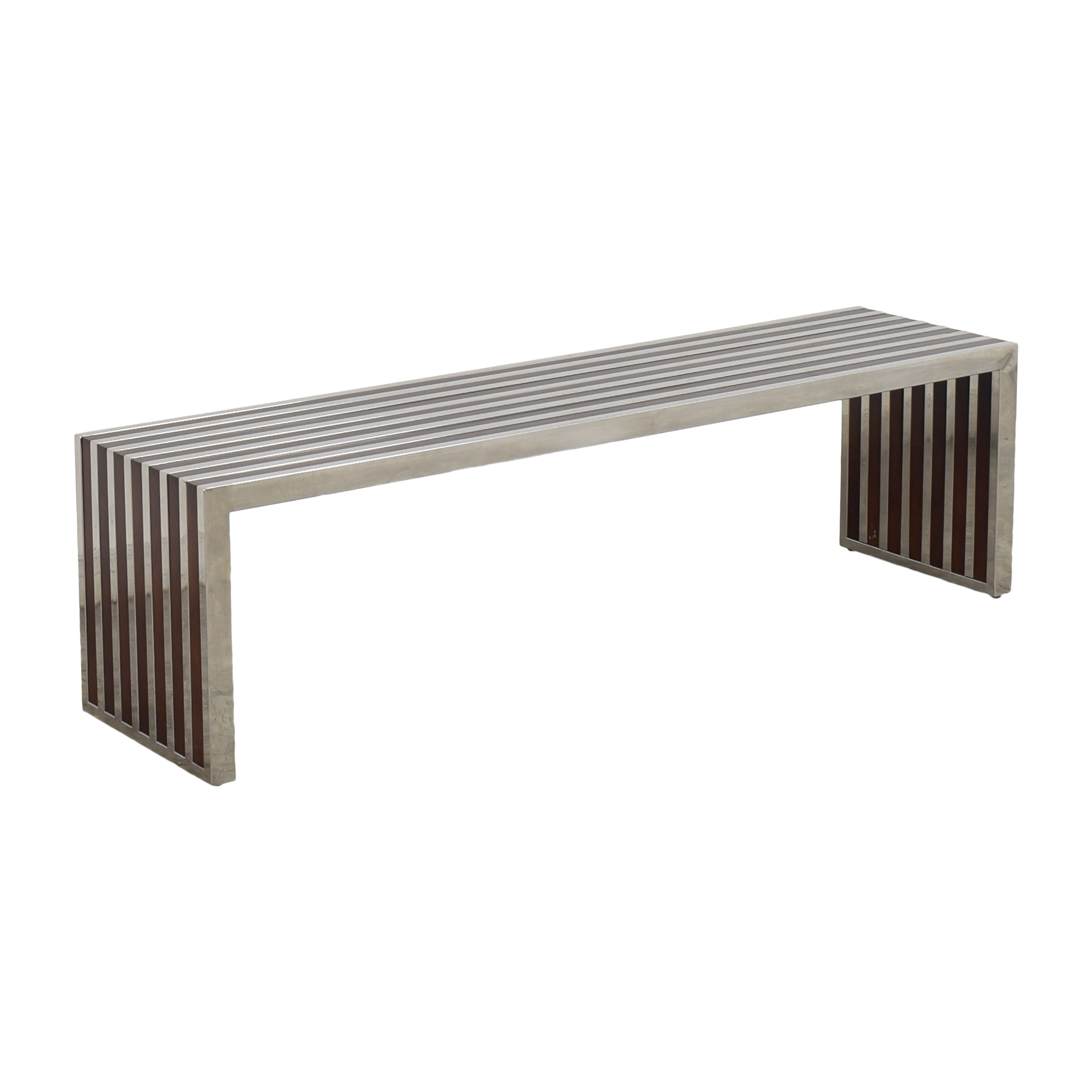 LexMod LexMod Gridiron Large Inlay Bench for sale