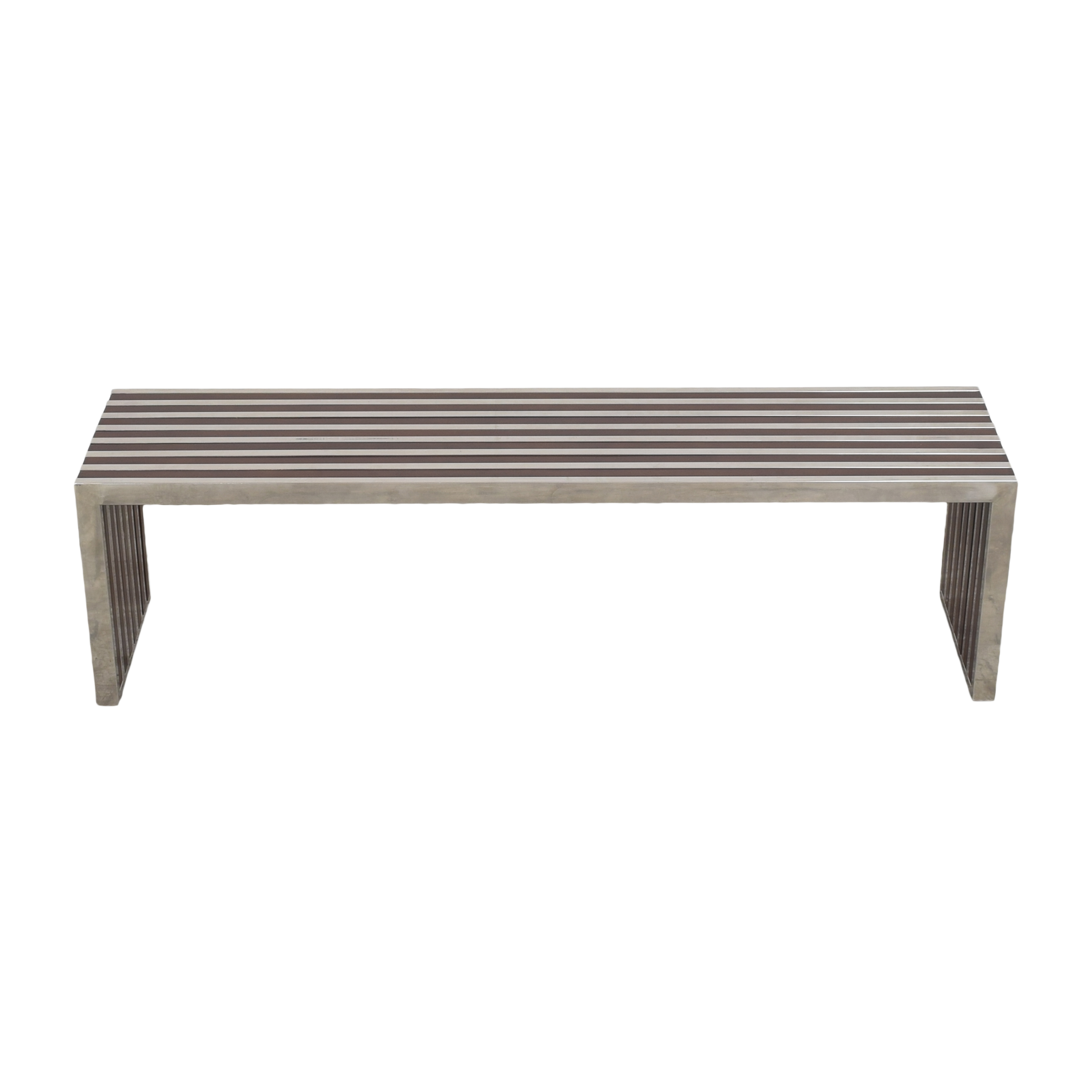 LexMod LexMod Gridiron Large Inlay Bench ct