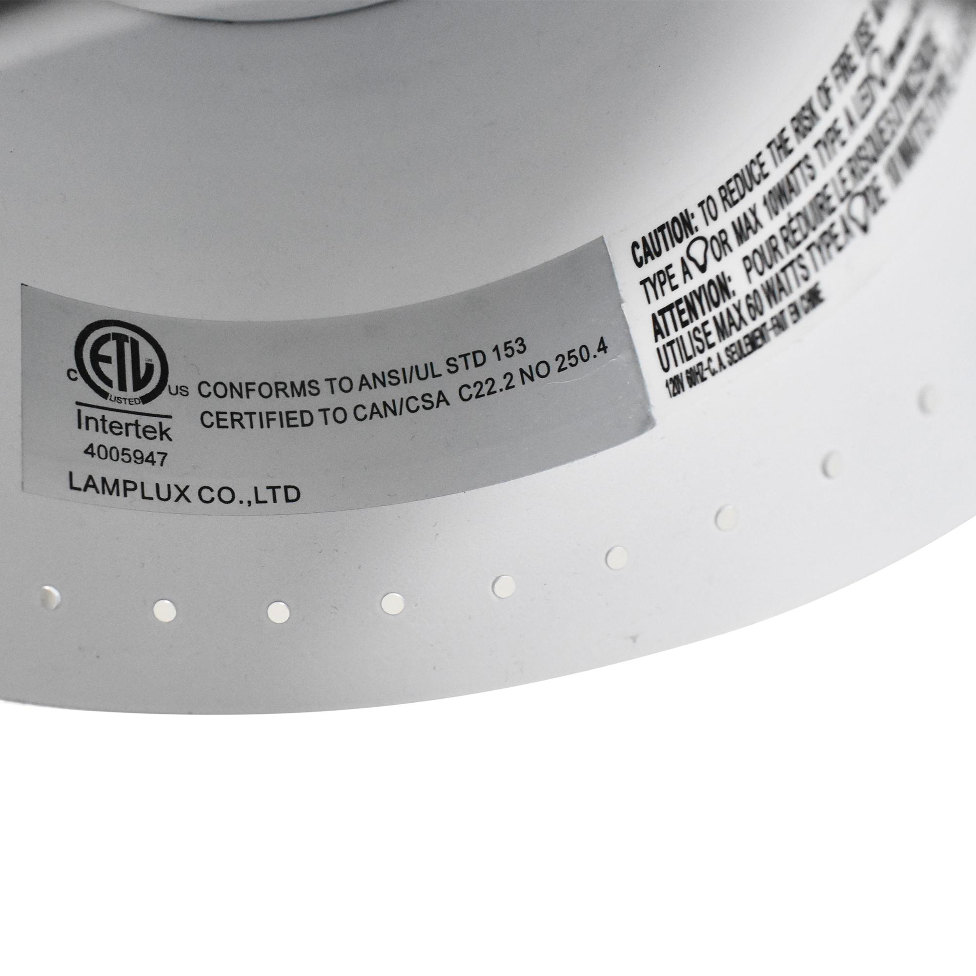 buy CB2 CB2 Trio Floor Lamp online