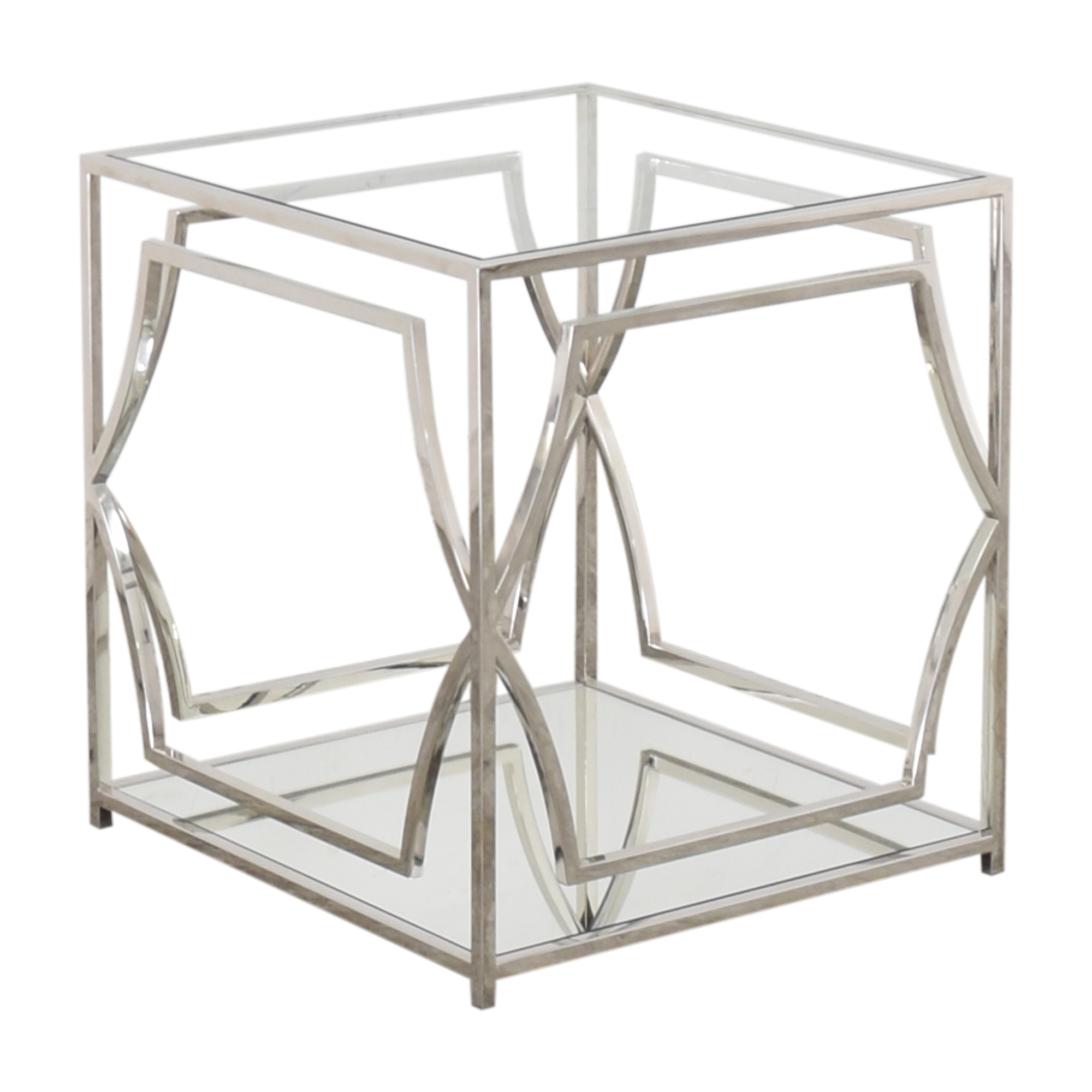 buy Z Gallerie Abigail End Table Z Gallerie End Tables