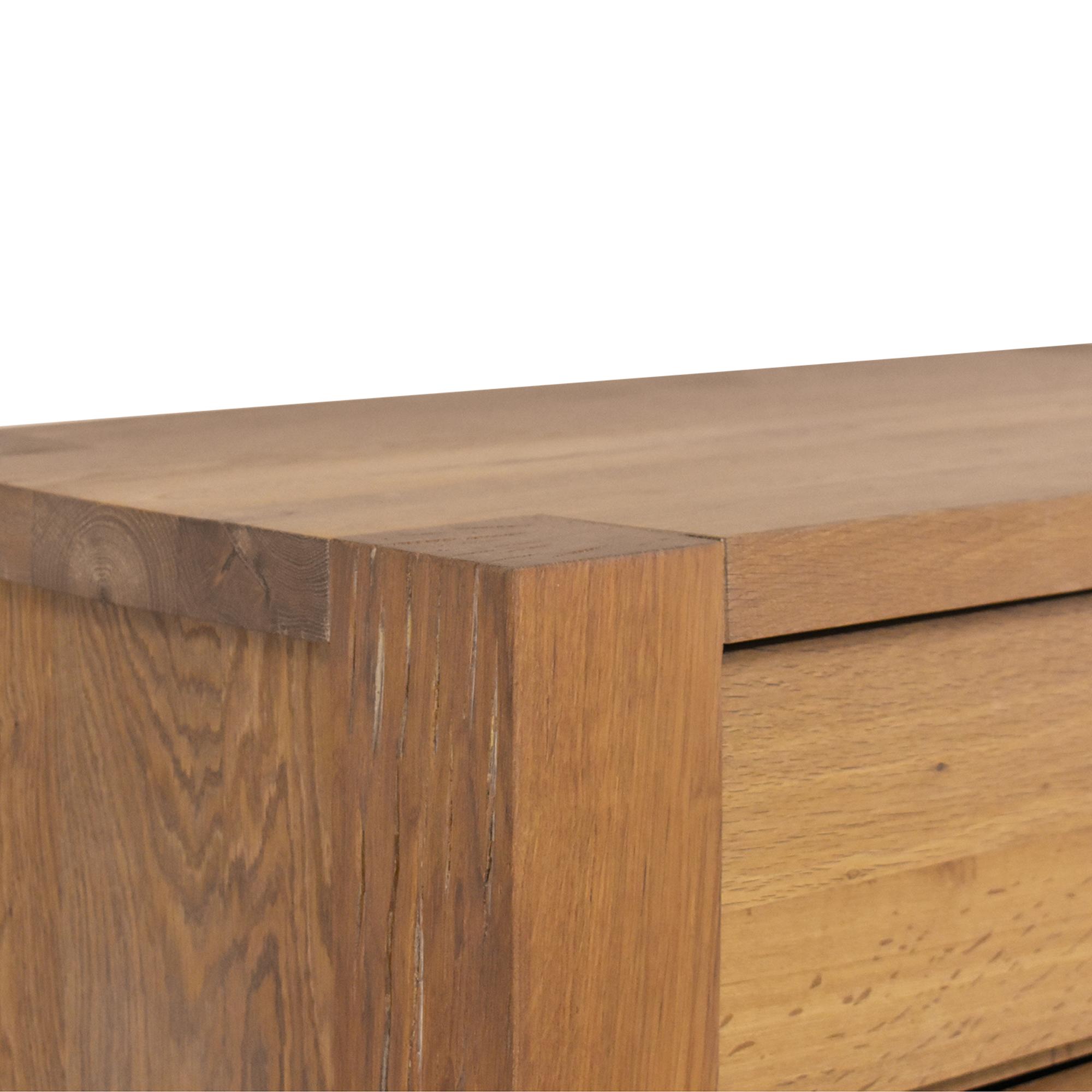 shop Crate & Barrel Crate & Barrel Big Sur Five Drawer Chest online