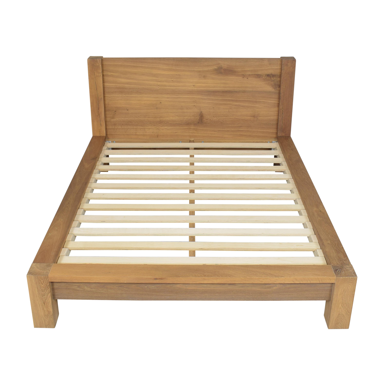 Crate & Barrel Crate & Barrel Big Sur Queen Bed price