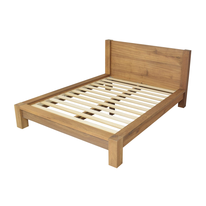 Crate & Barrel Crate & Barrel Big Sur Queen Bed on sale