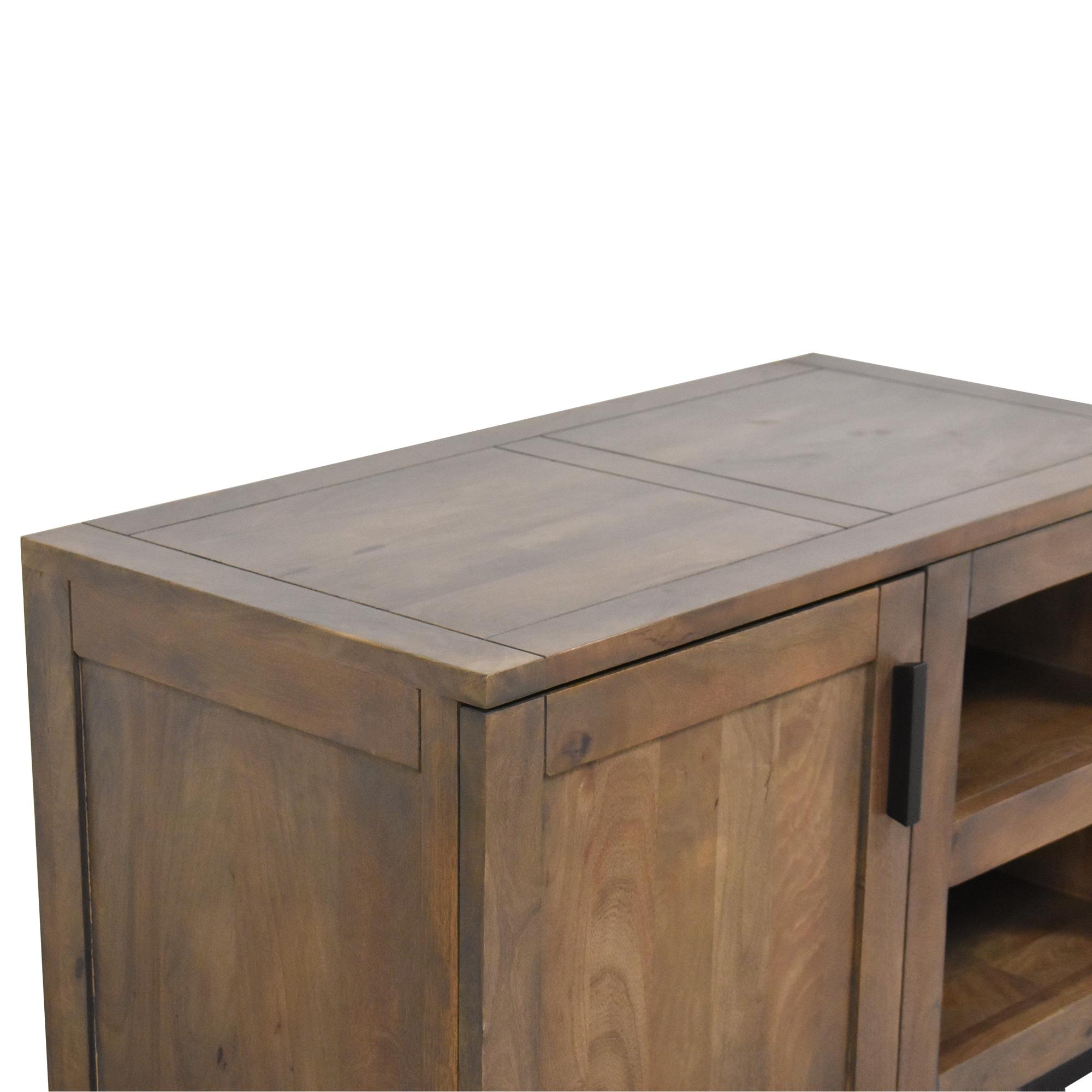 buy Crate & Barrel Crate & Barrel Wyatt Media Console online