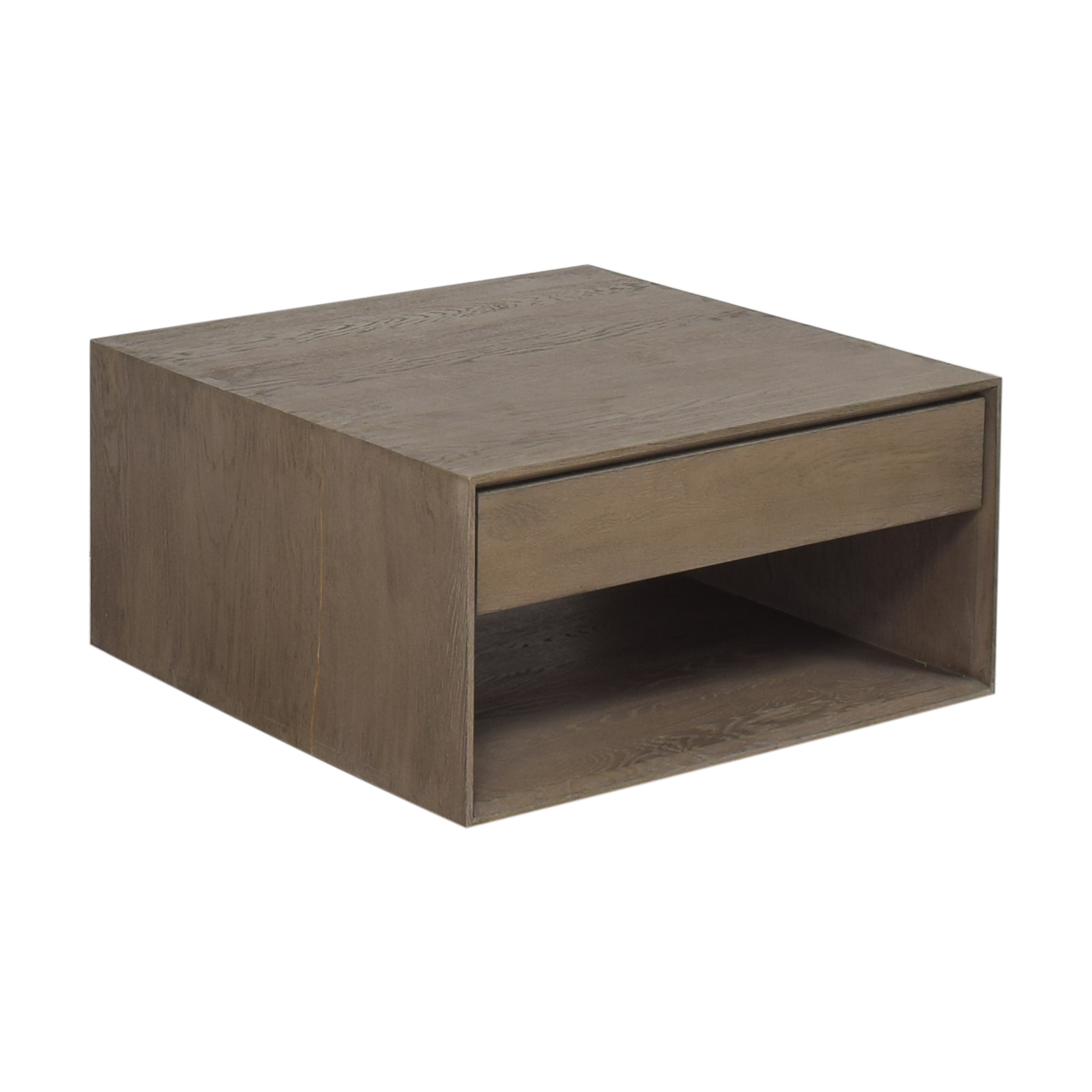Crate & Barrel Crate & Barrel Ethan Square Coffee Table used