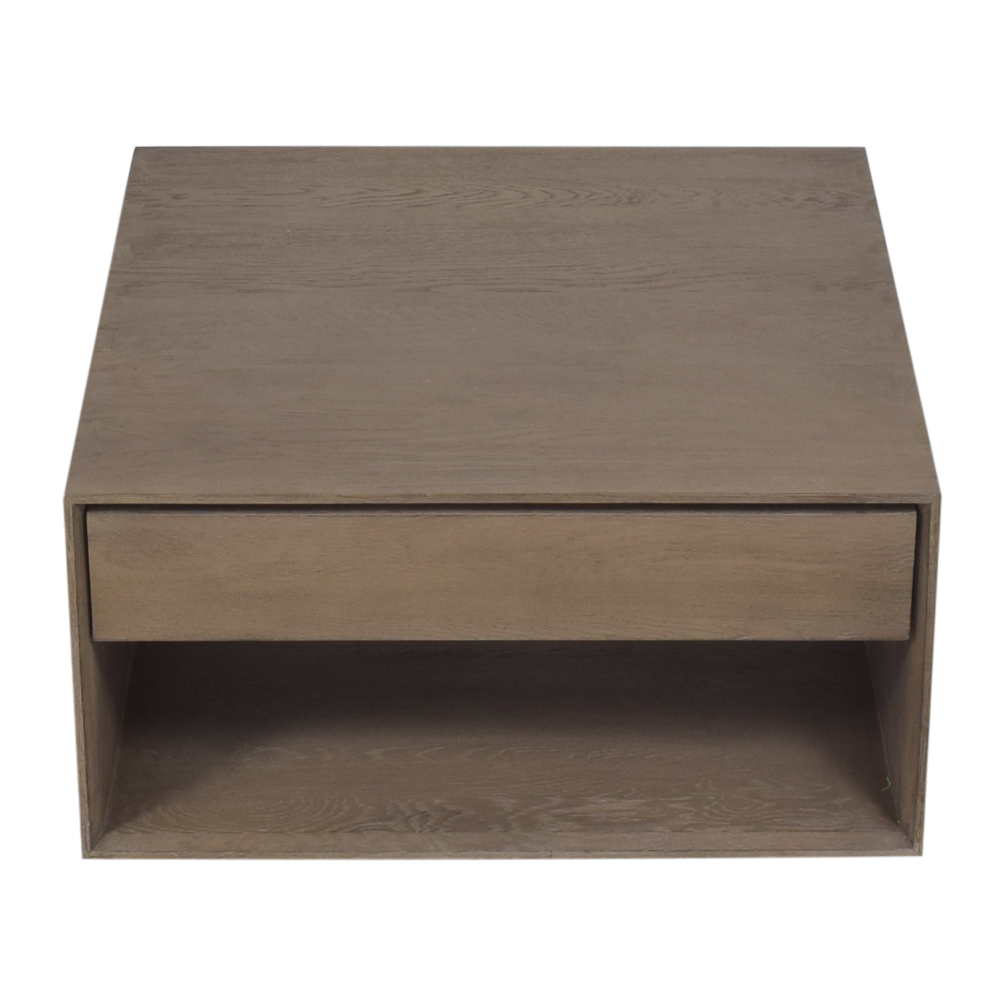 buy Crate & Barrel Ethan Square Coffee Table Crate & Barrel Tables