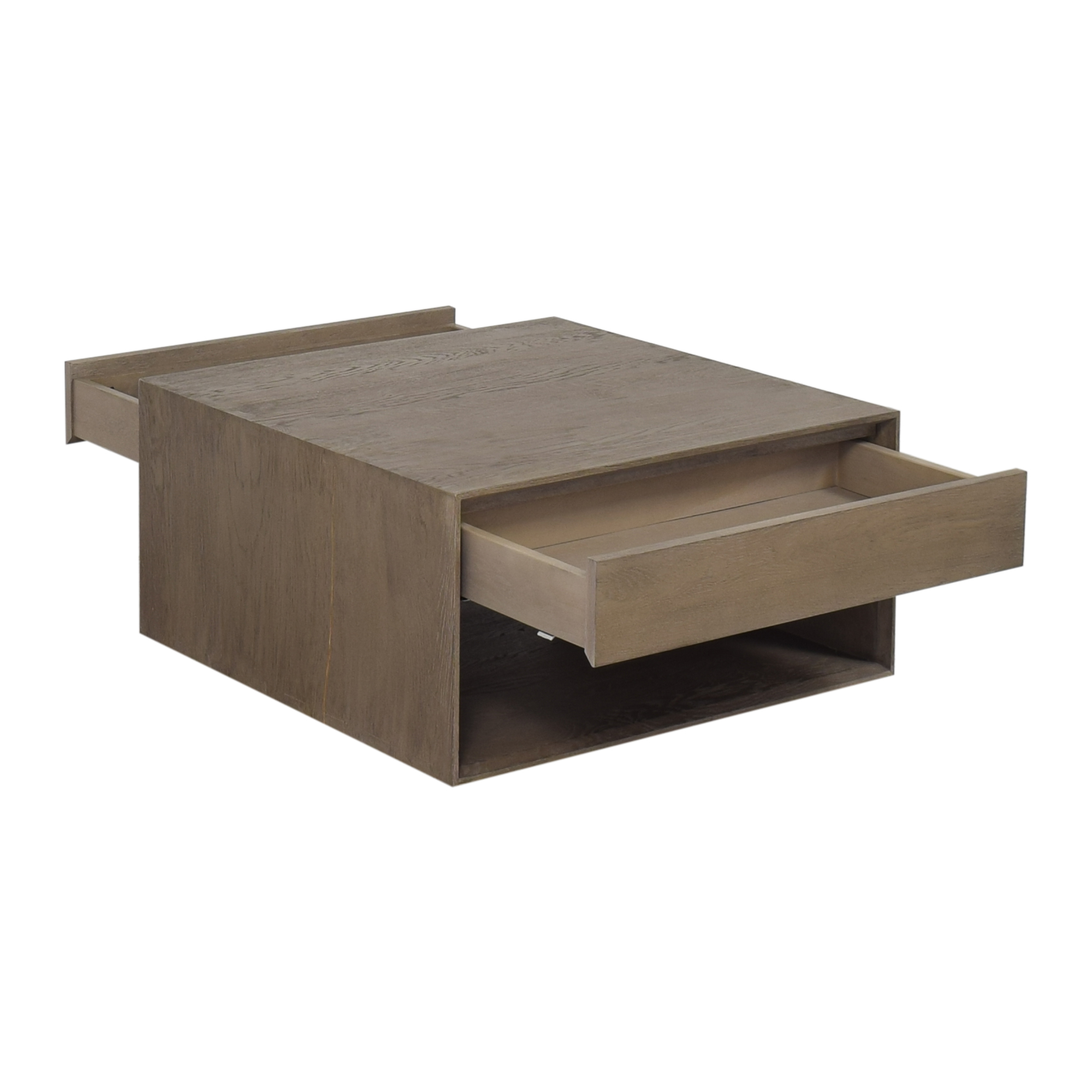 Crate & Barrel Crate & Barrel Ethan Square Coffee Table dimensions