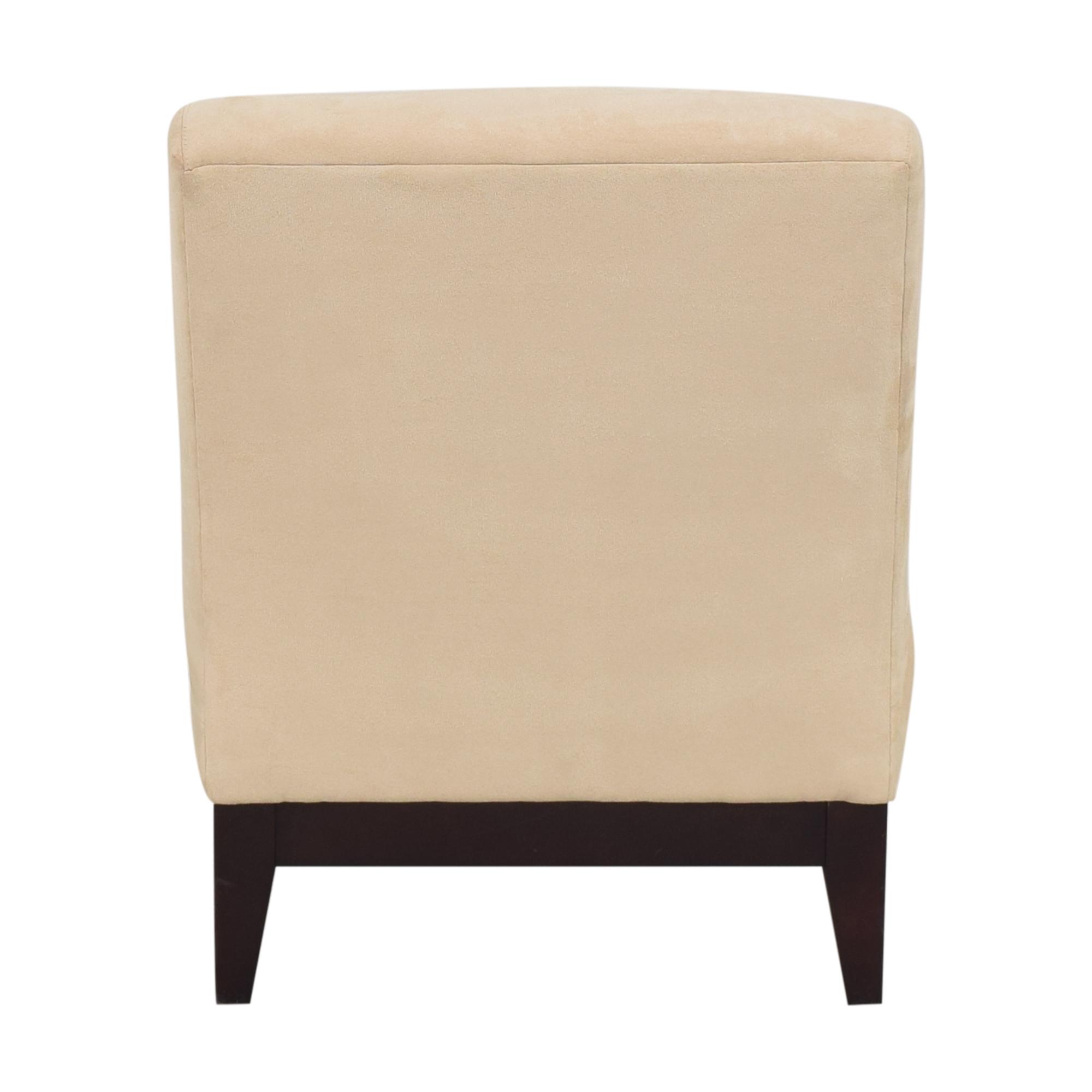 Mitchell Gold + Bob Williams Slipper Chair sale