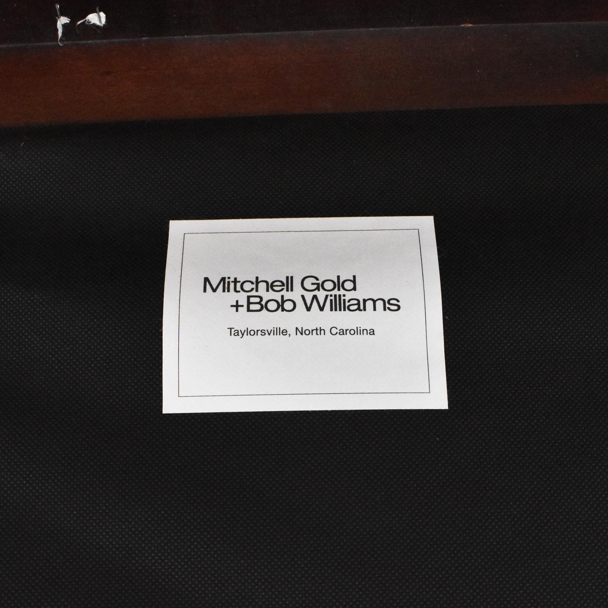 buy Mitchell Gold + Bob Williams Slipper Chair Mitchell Gold + Bob Williams Accent Chairs