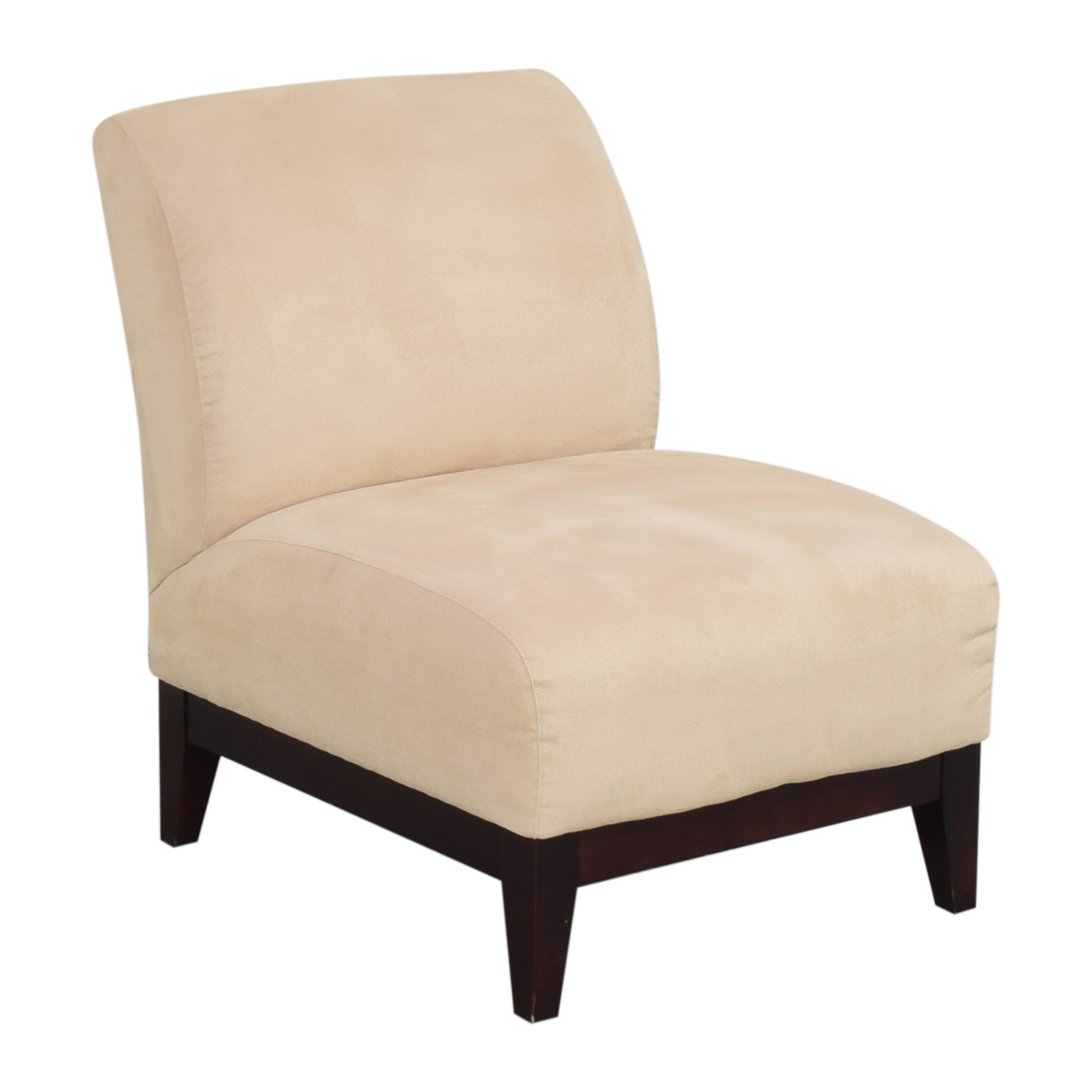 Mitchell Gold + Bob Williams Mitchell Gold + Bob Williams Slipper Chair used