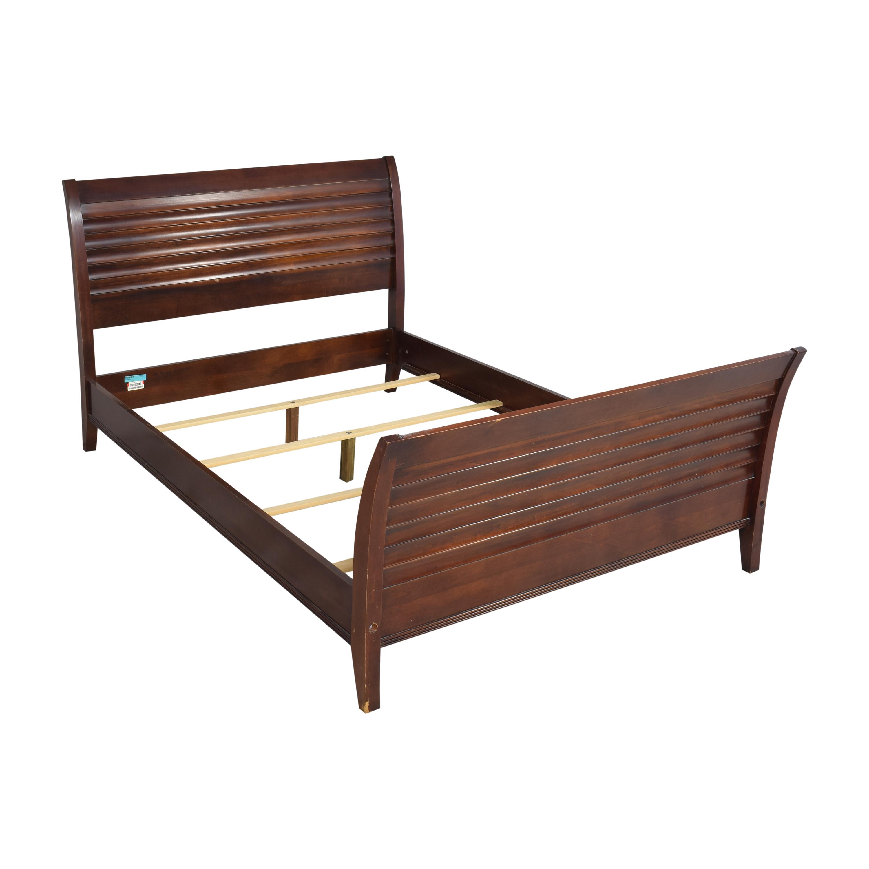 Ethan Allen Ethan Allen Avenue Queen Sleigh Bed price