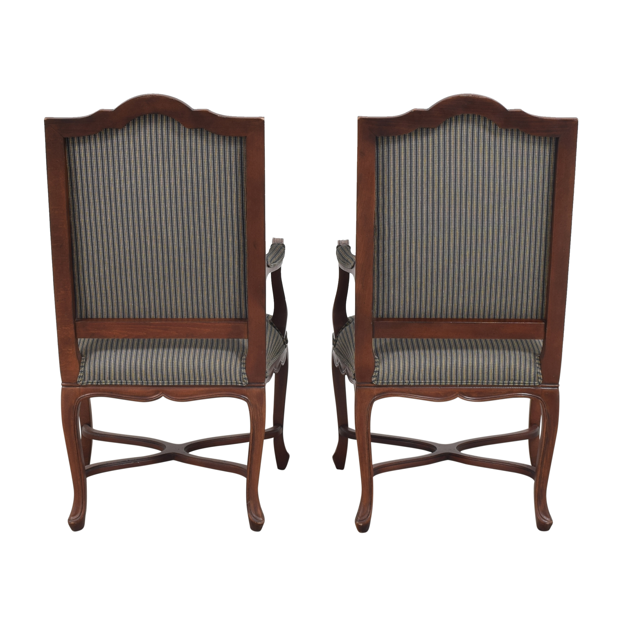 Ethan Allen Ethan Allen Dining Arm Chairs discount