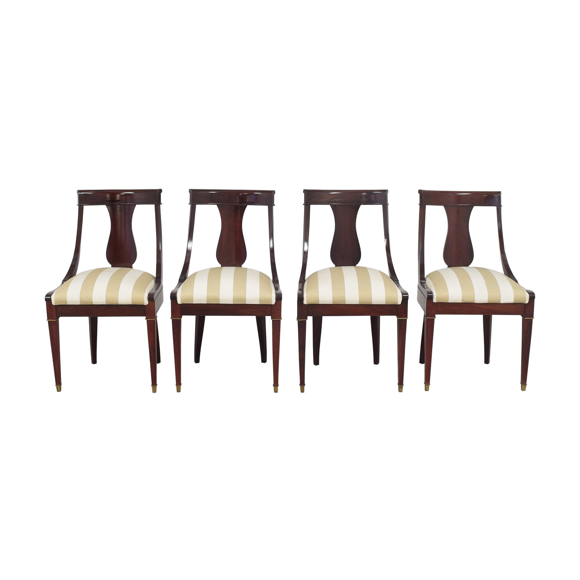 Vintage Dining Side Chairs for sale