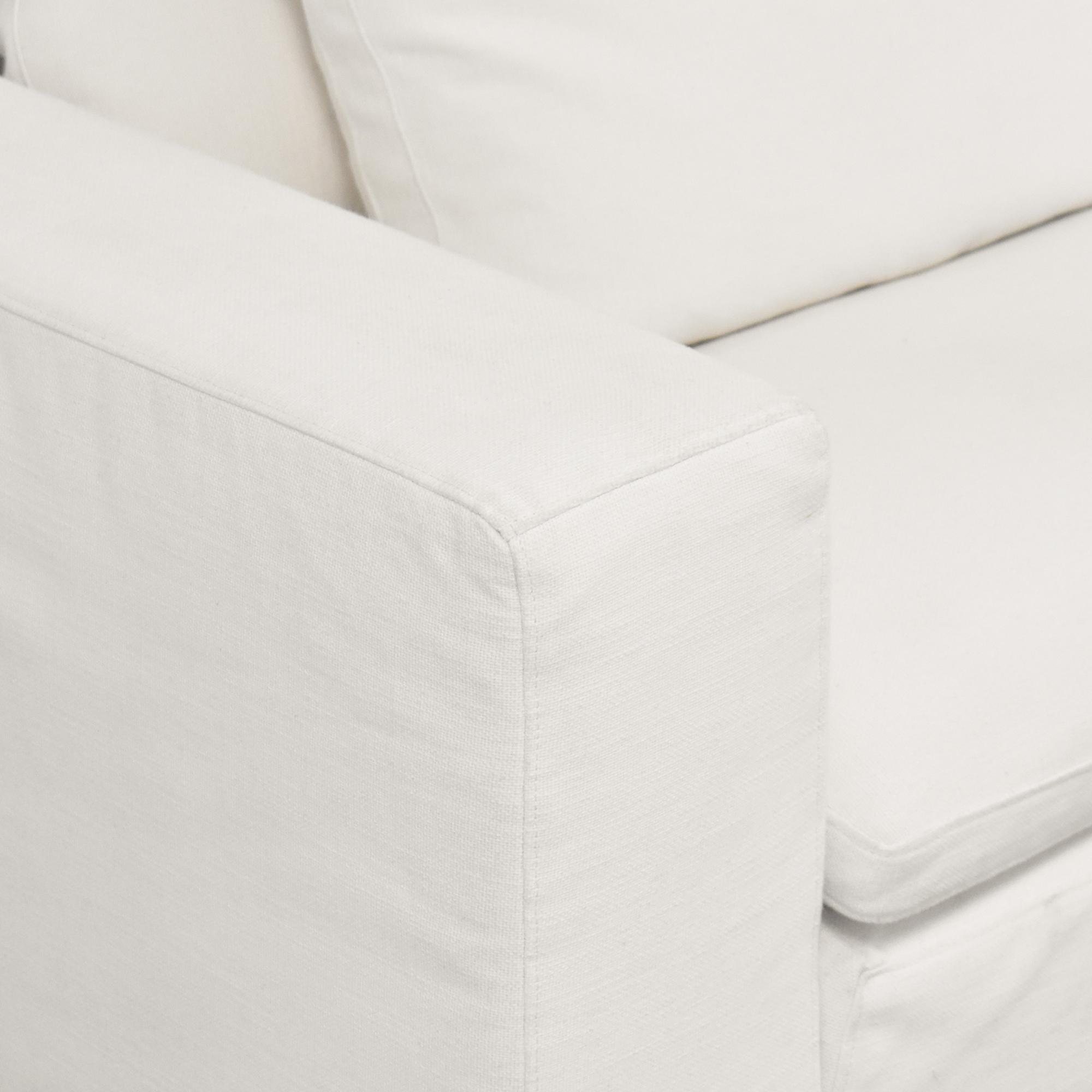 Restoration Hardware Restoration Hardware Cloud Two-Seat-Cushion Sofa Sofas