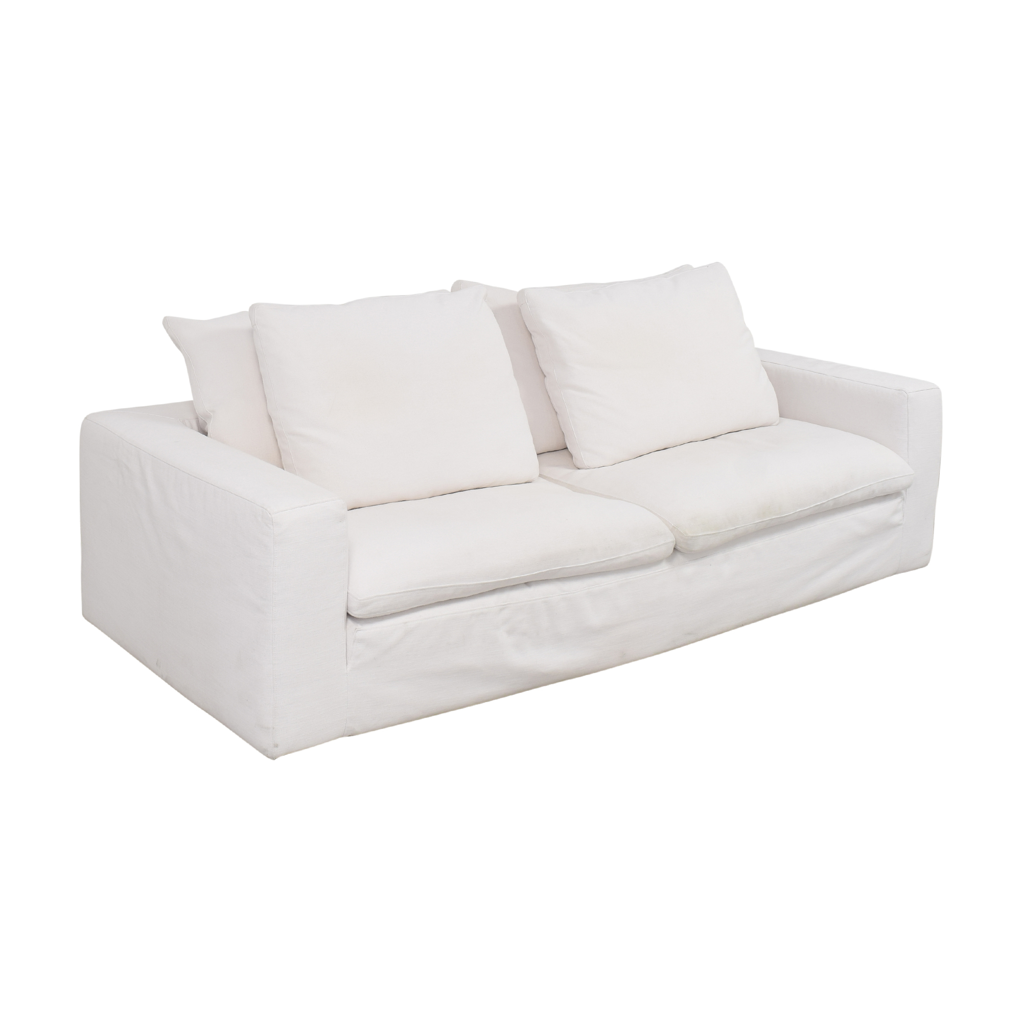 Restoration Hardware Restoration Hardware Cloud Two-Seat-Cushion Sofa Classic Sofas