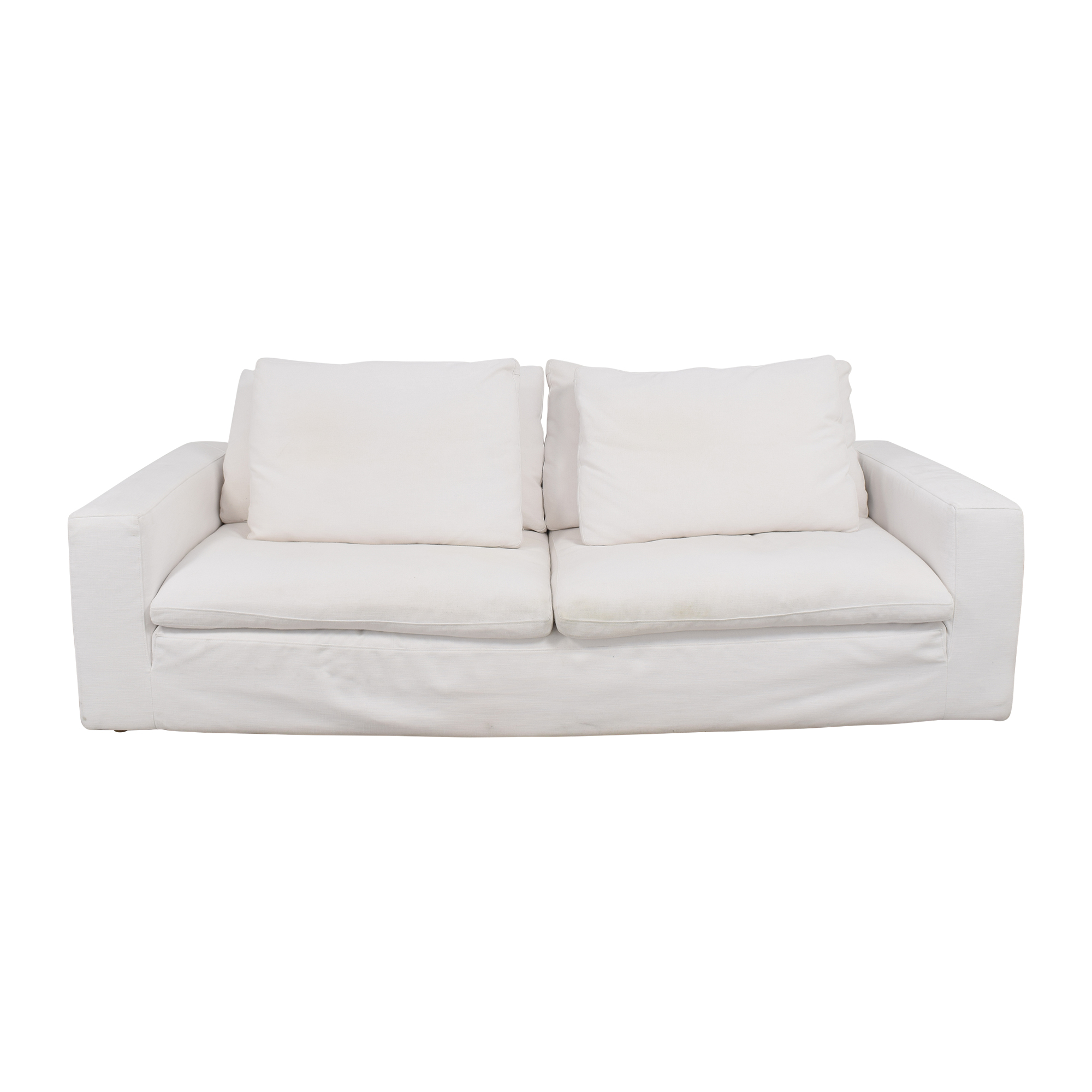 Restoration Hardware Cloud Two-Seat-Cushion Sofa / Classic Sofas