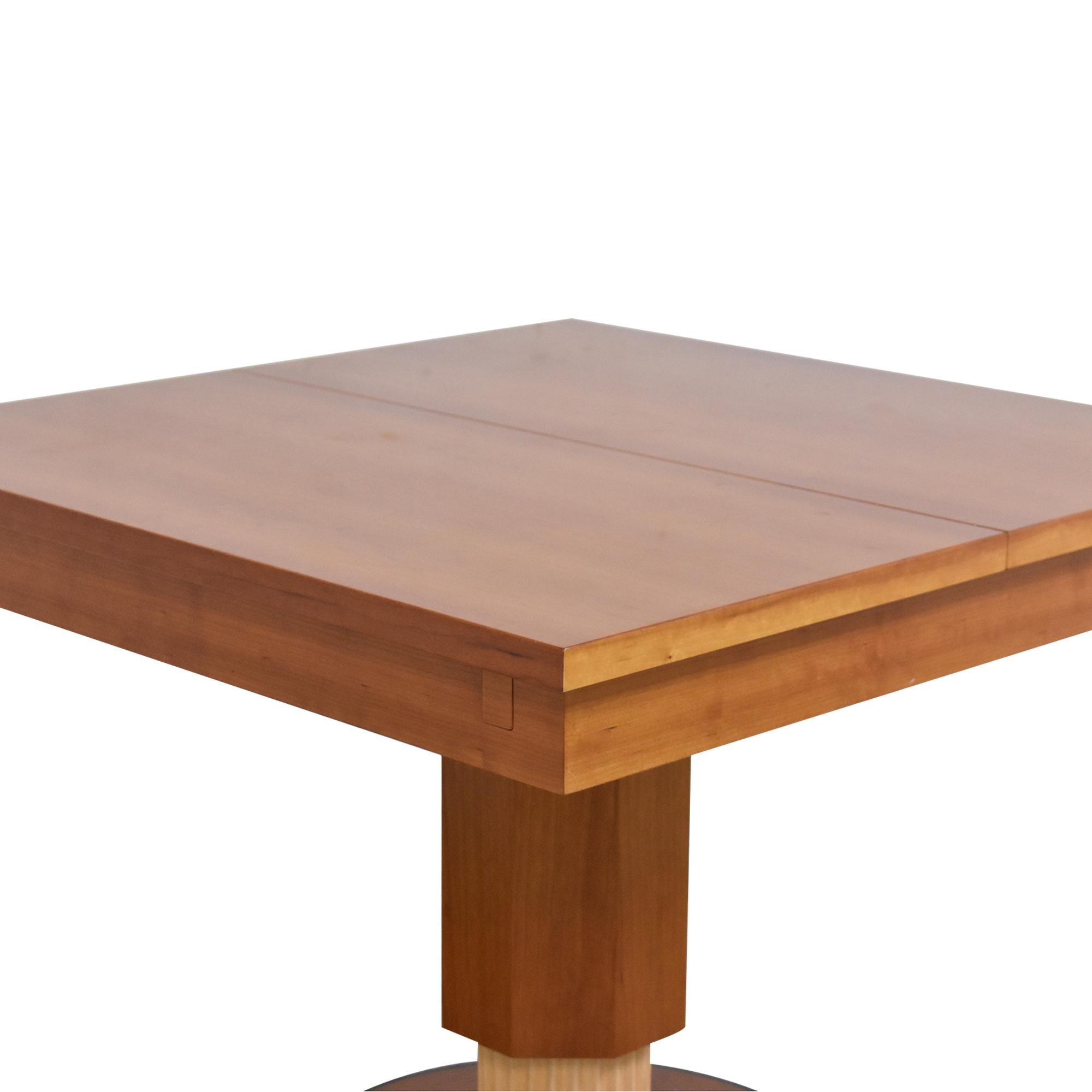 Giorgetti Giorgetti Square Extendable Dining Table ct