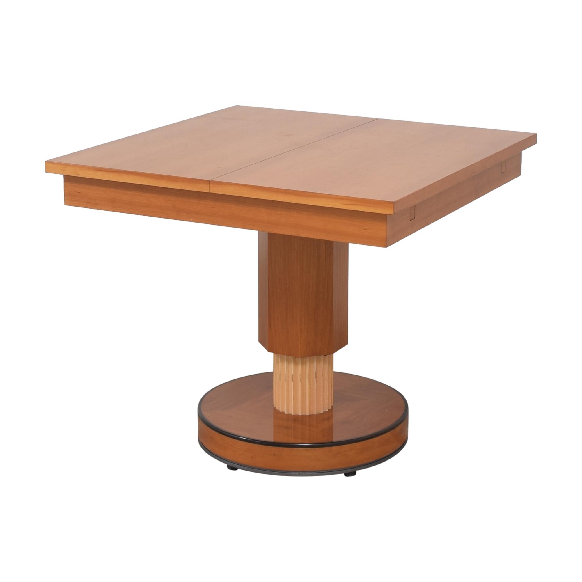 Giorgetti Giorgetti Square Extendable Dining Table nj