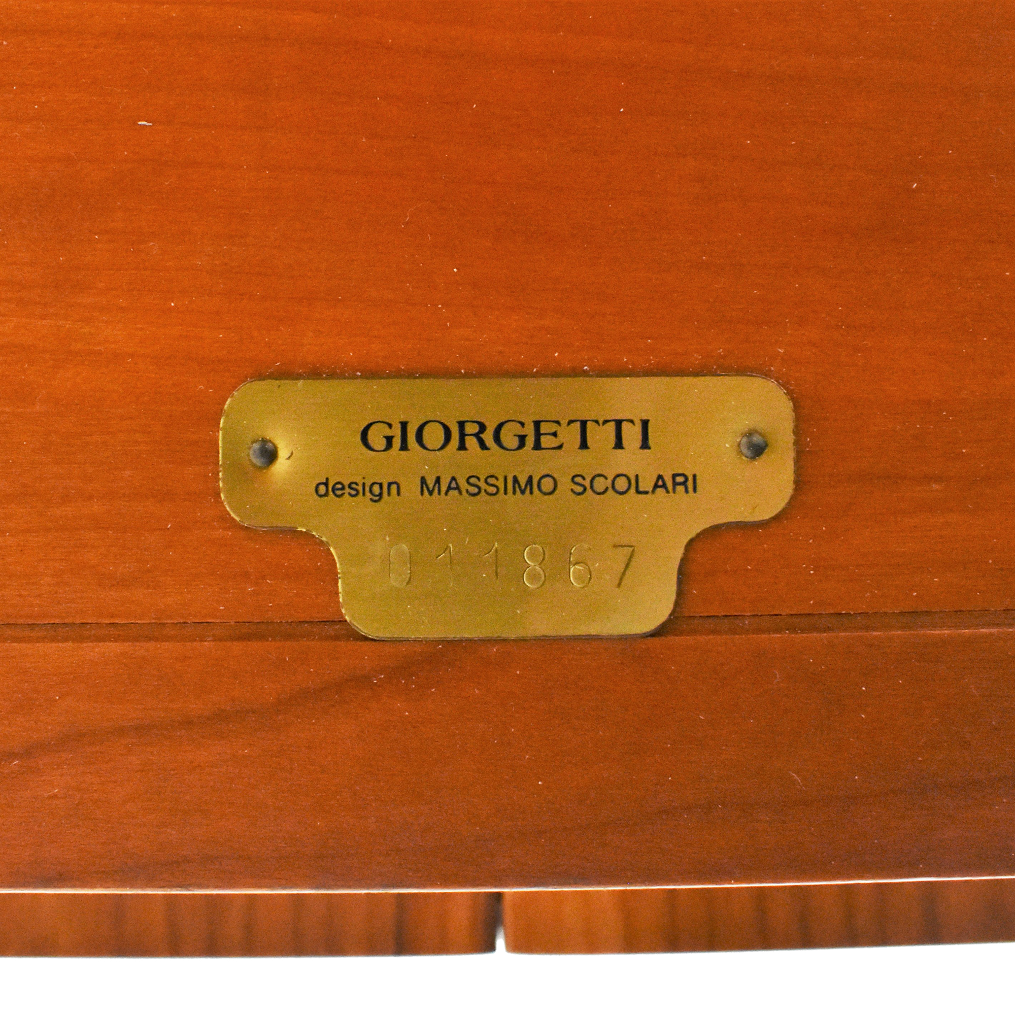 shop Giorgetti Giorgetti Square Extendable Dining Table online