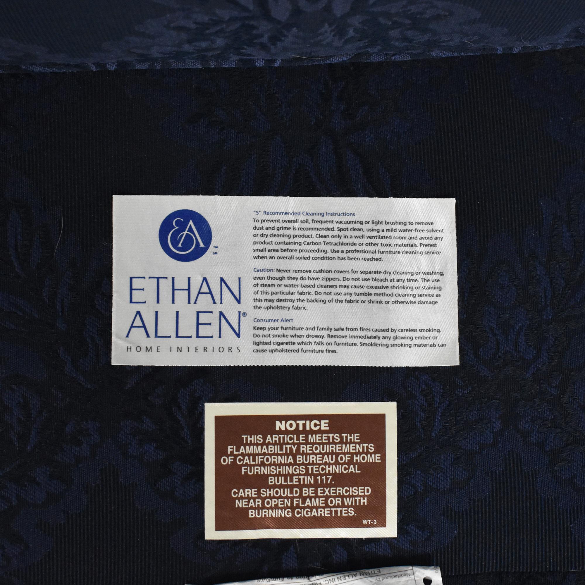 Ethan Allen Ethan Allen Hepburn Loveseat Sofas