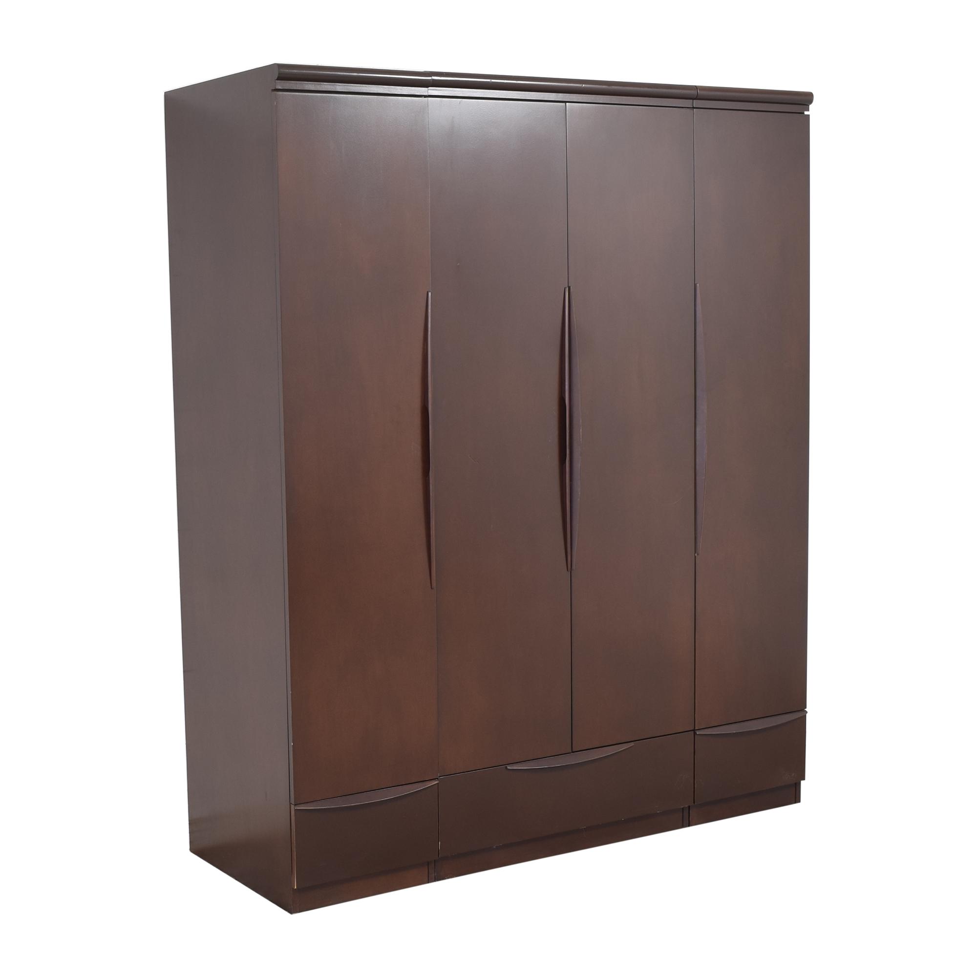 buy Gothic Cabinet Craft Custom Wardrobe Gothic Cabinet Craft Storage