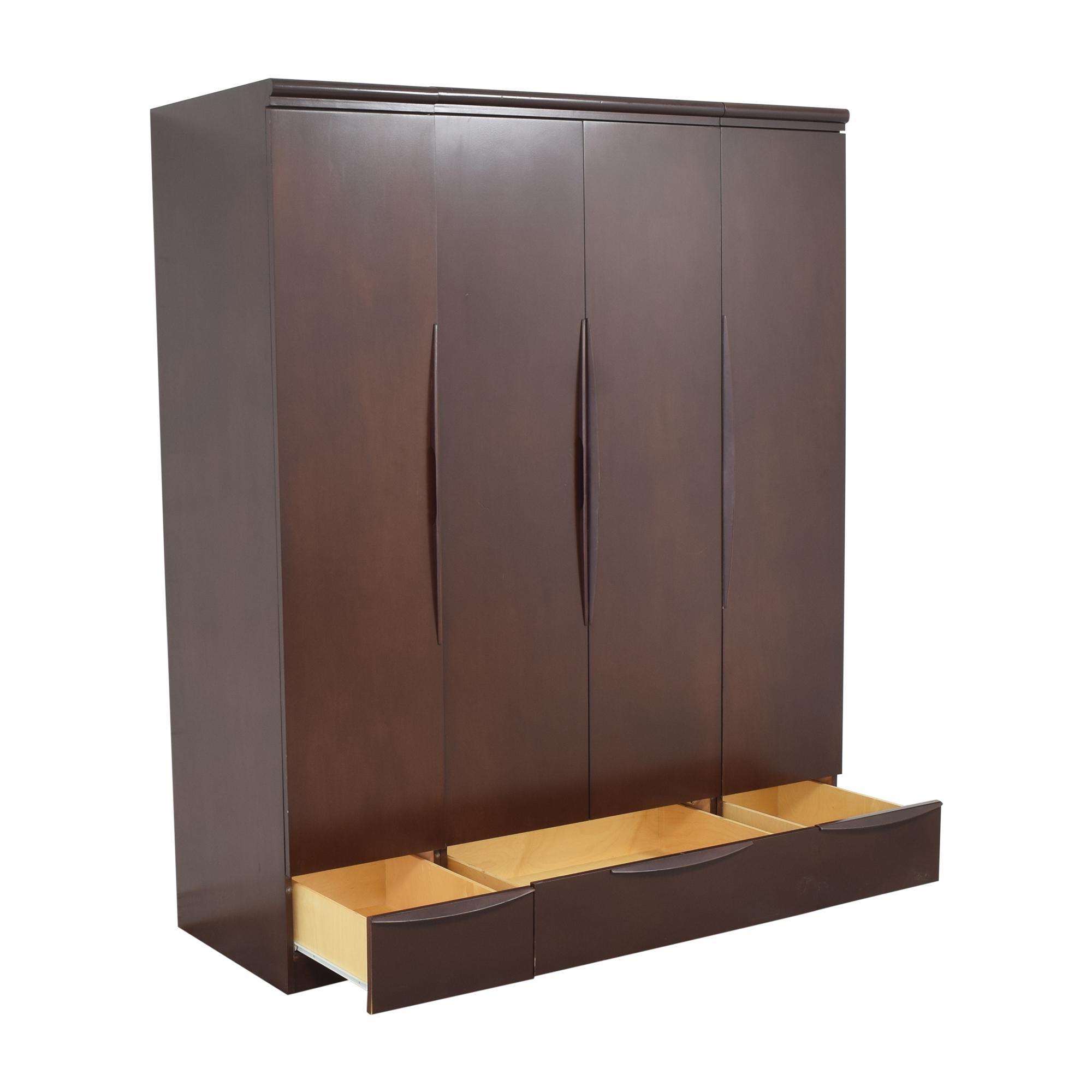 Gothic Cabinet Craft Gothic Cabinet Craft Custom Wardrobe Storage