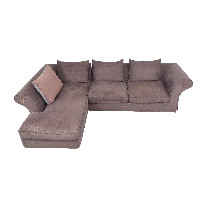 Roche Bobois Roche Bobois Chaise Sectional Sofa ma