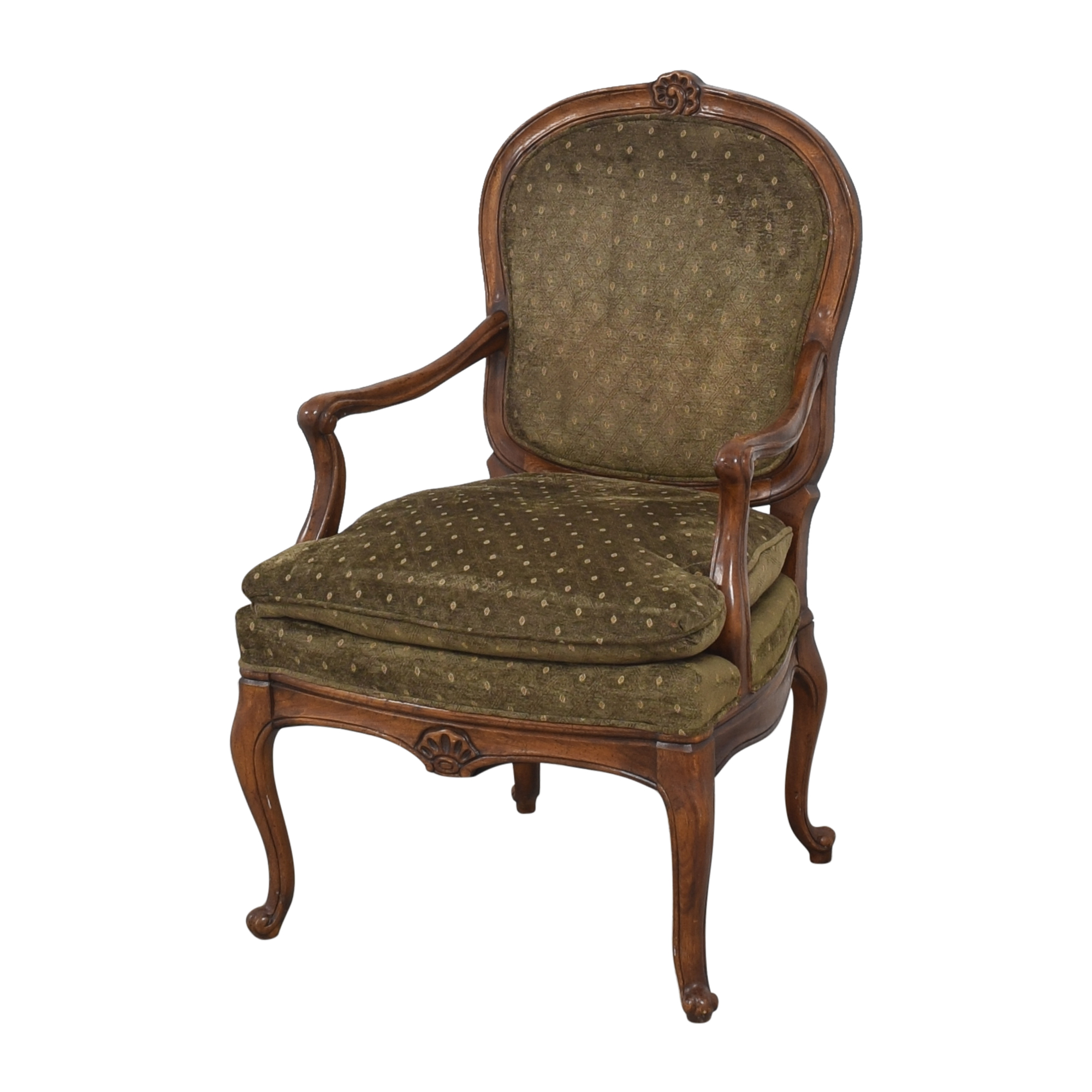 buy W. & J. Sloane Queen Anne Chair W. & J. Sloane