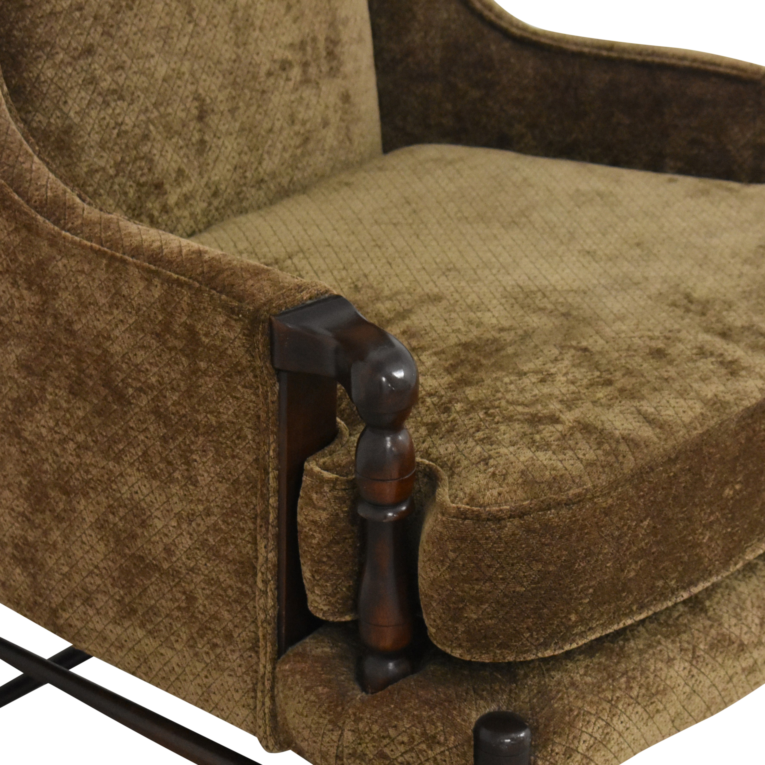 W. & J. Sloane Wing Chair / Accent Chairs