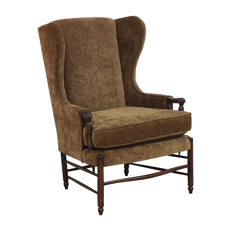 W. & J. Sloane W. & J. Sloane Wing Chair ma