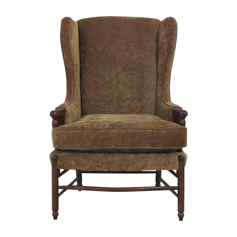 W. & J. Sloane Wing Chair sale