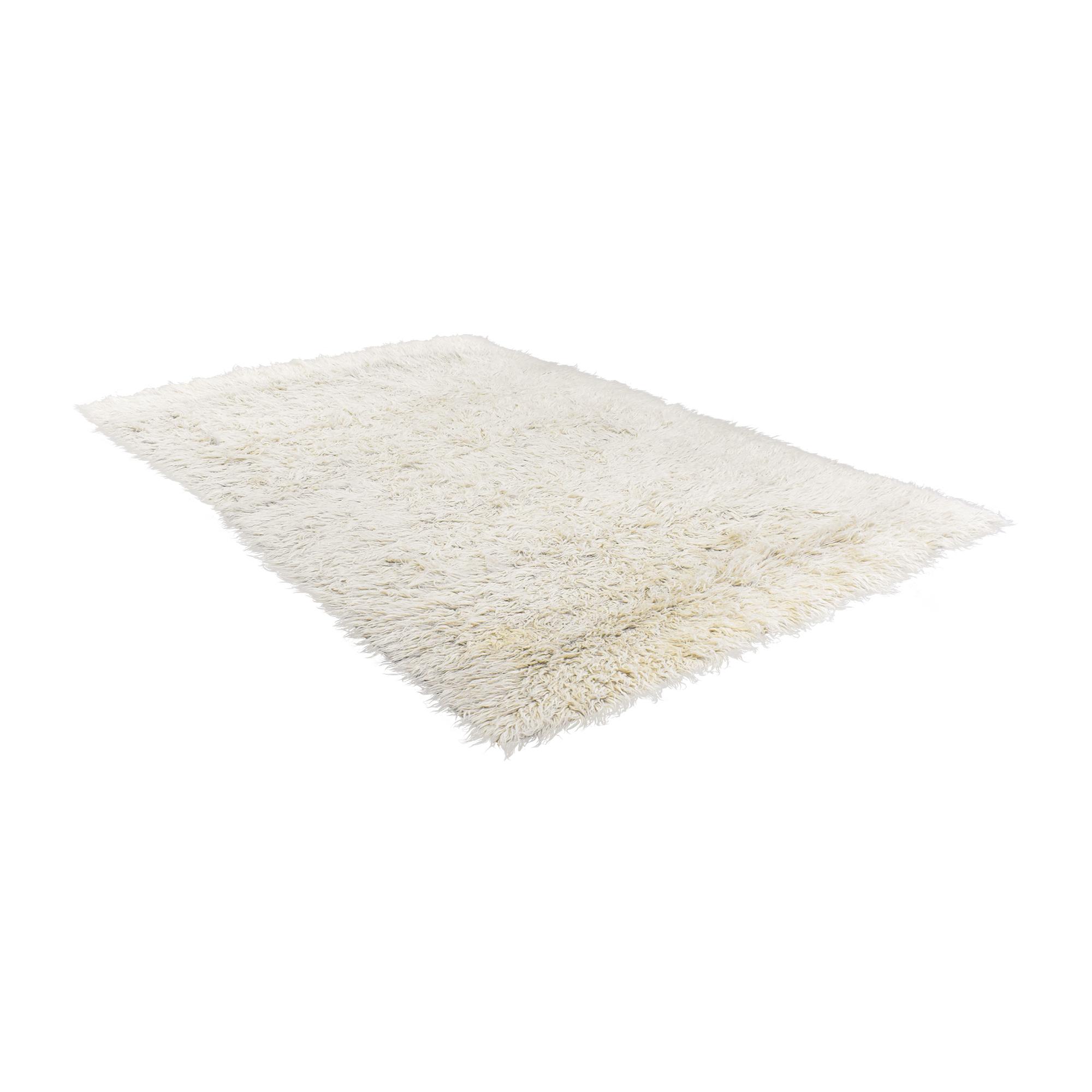 ABC Carpet & Home ABC Carpet & Home Shag Area Rug ma