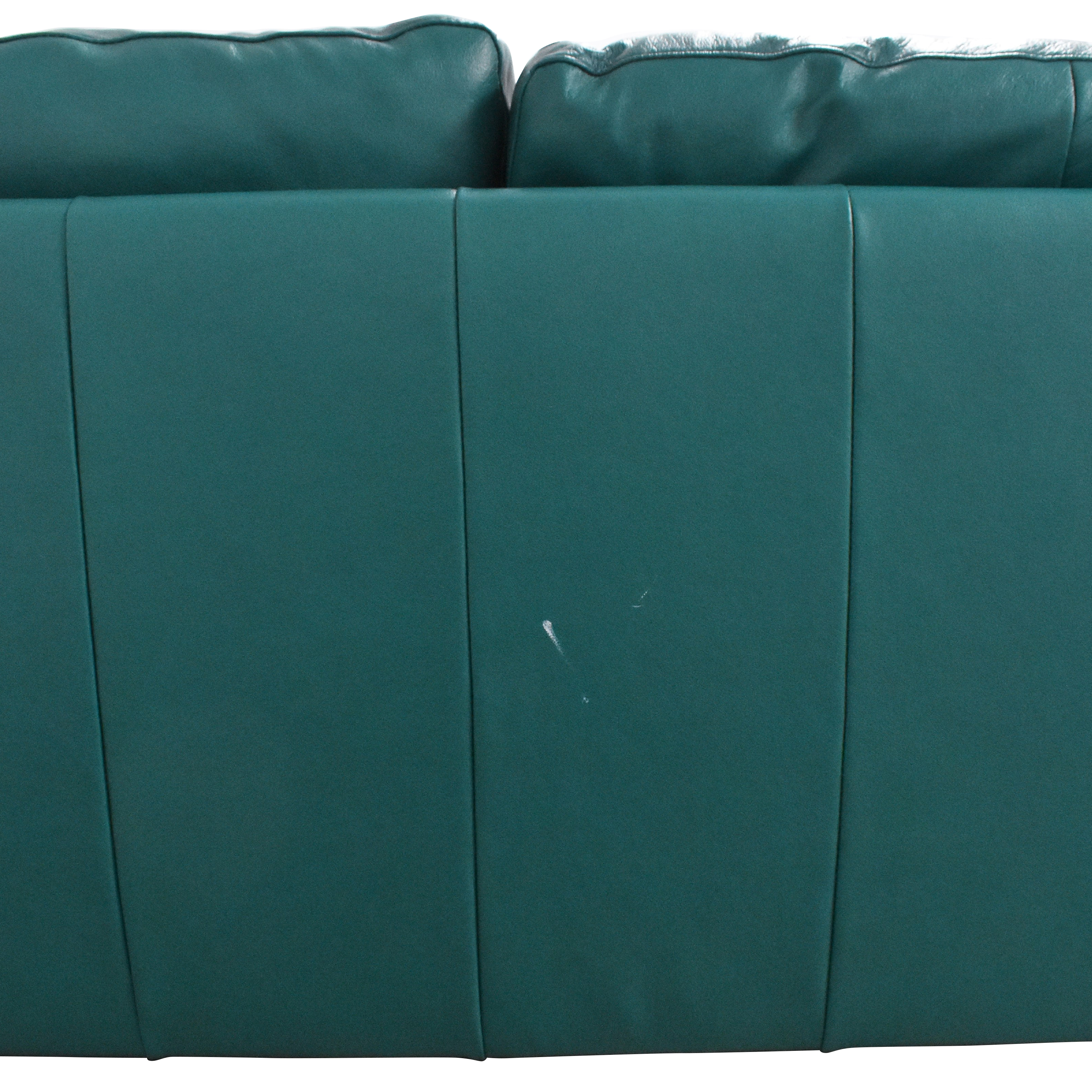 Costco Sectional Sofa with Chaise / Sofas