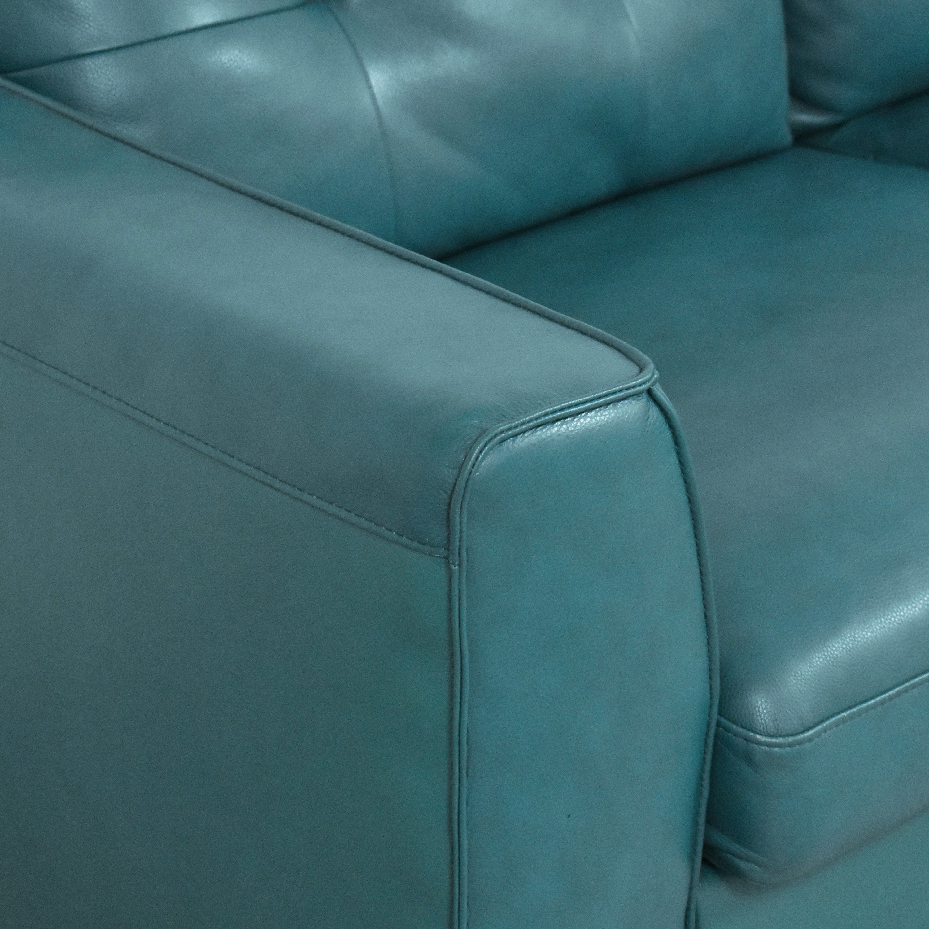 Costco Costco Sectional Sofa with Chaise second hand