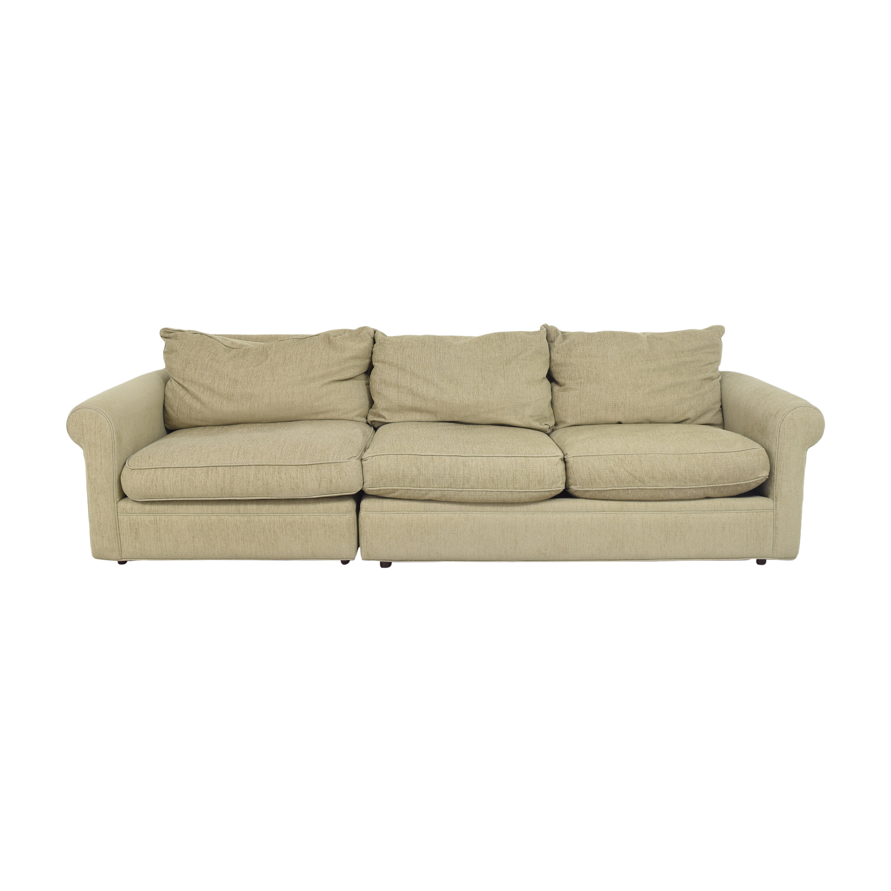 Macy's Macy's Modern Concepts Sofa with Ottoman used