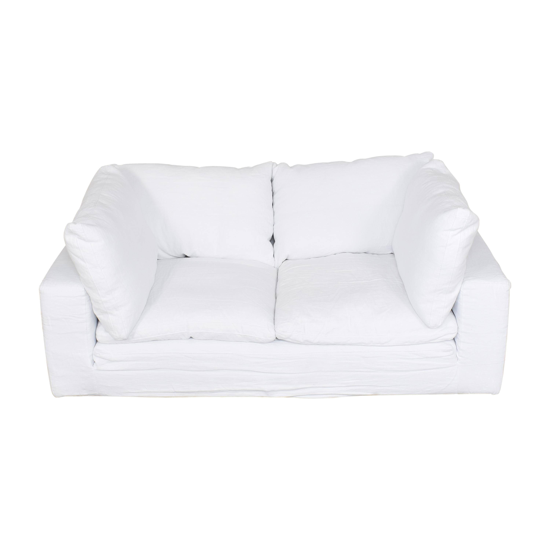 Restoration Hardware Restoration Hardware Cloud Two Seat Cushion Sofa coupon