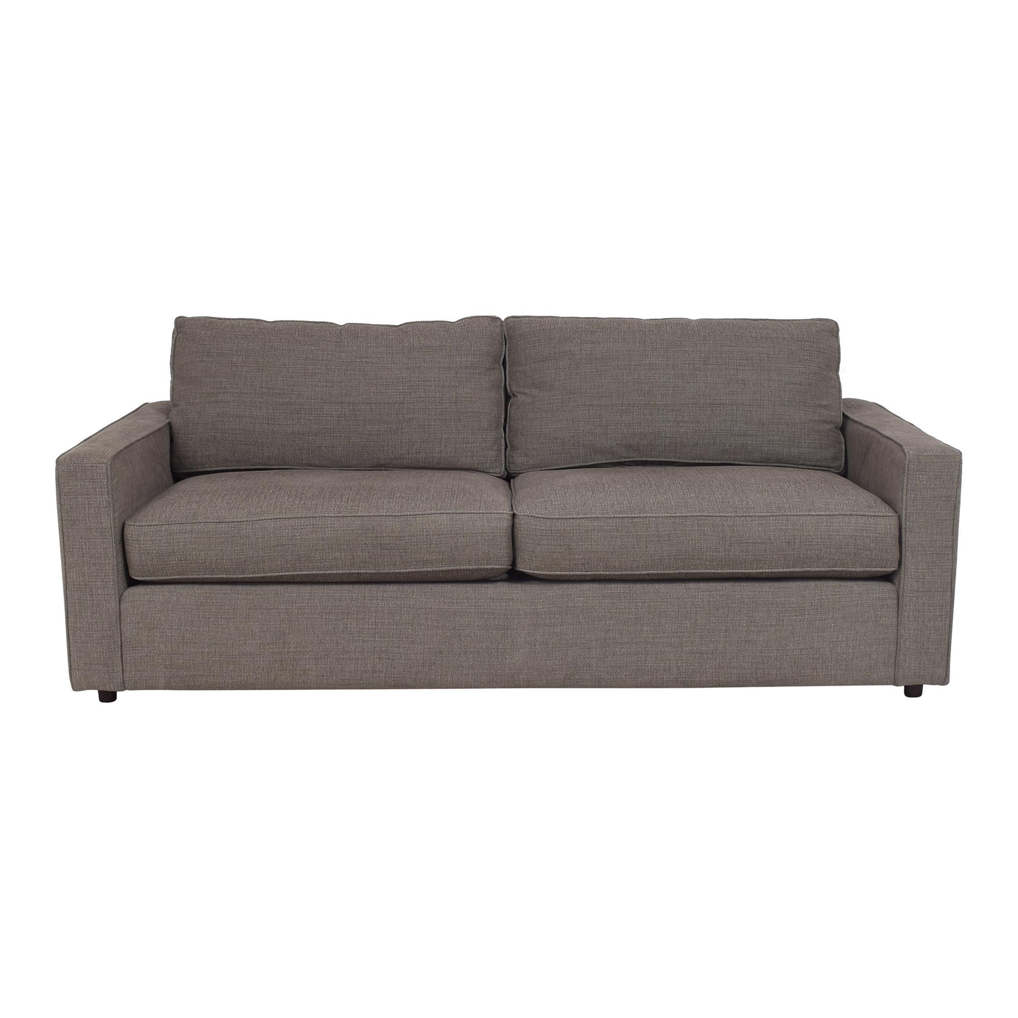 Room & Board Room & Board York Two Cushion Sofa on sale