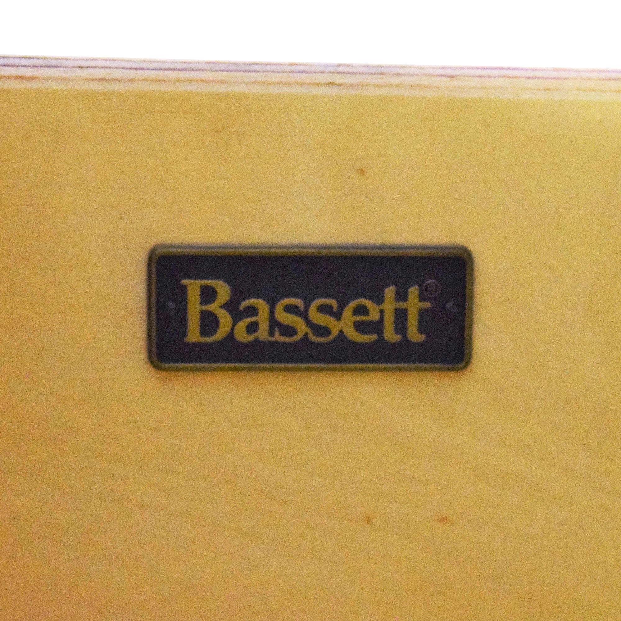 Bassett Furniture Bassett Furniture Fifth Avenue Dresser
