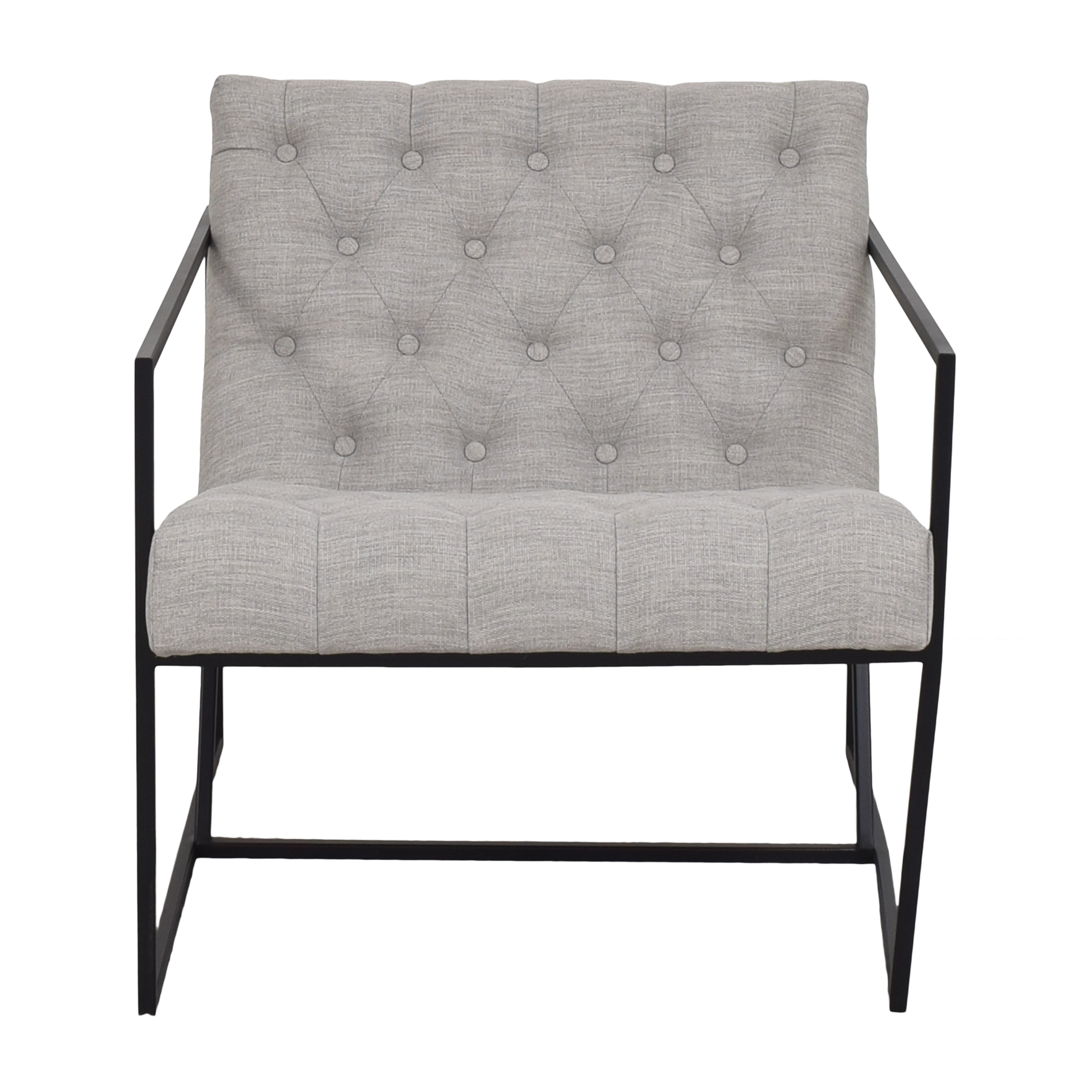 Kardiel Kardiel Lawson Button Tufted Accent Chair