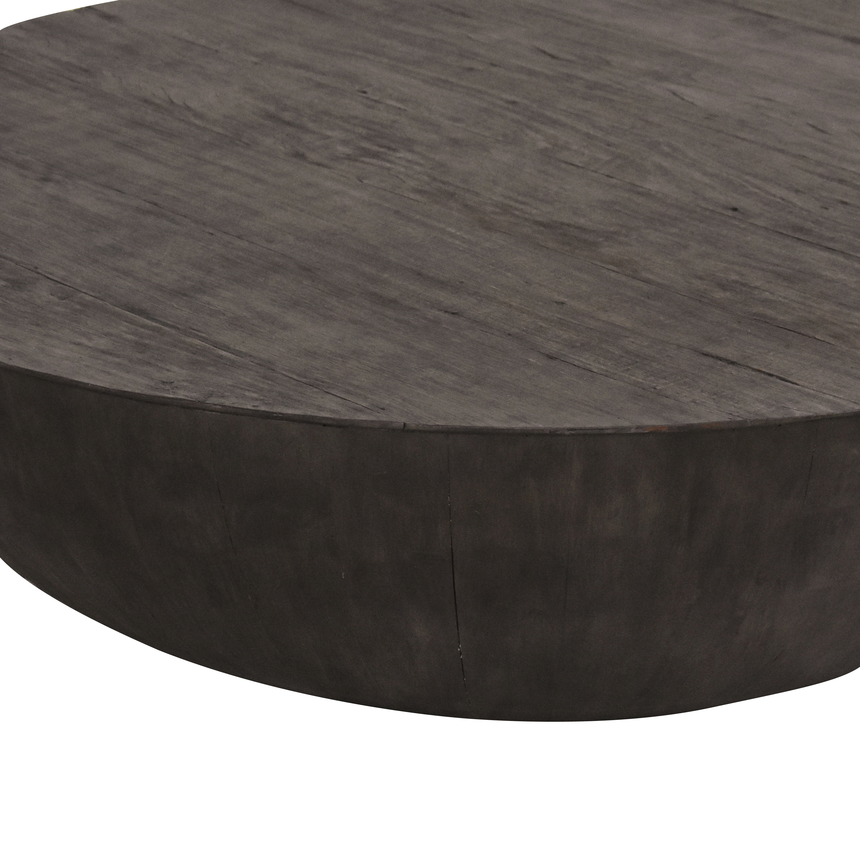 Restoration Hardware Restoration Hardware Sphere Round Coffee Table Coffee Tables