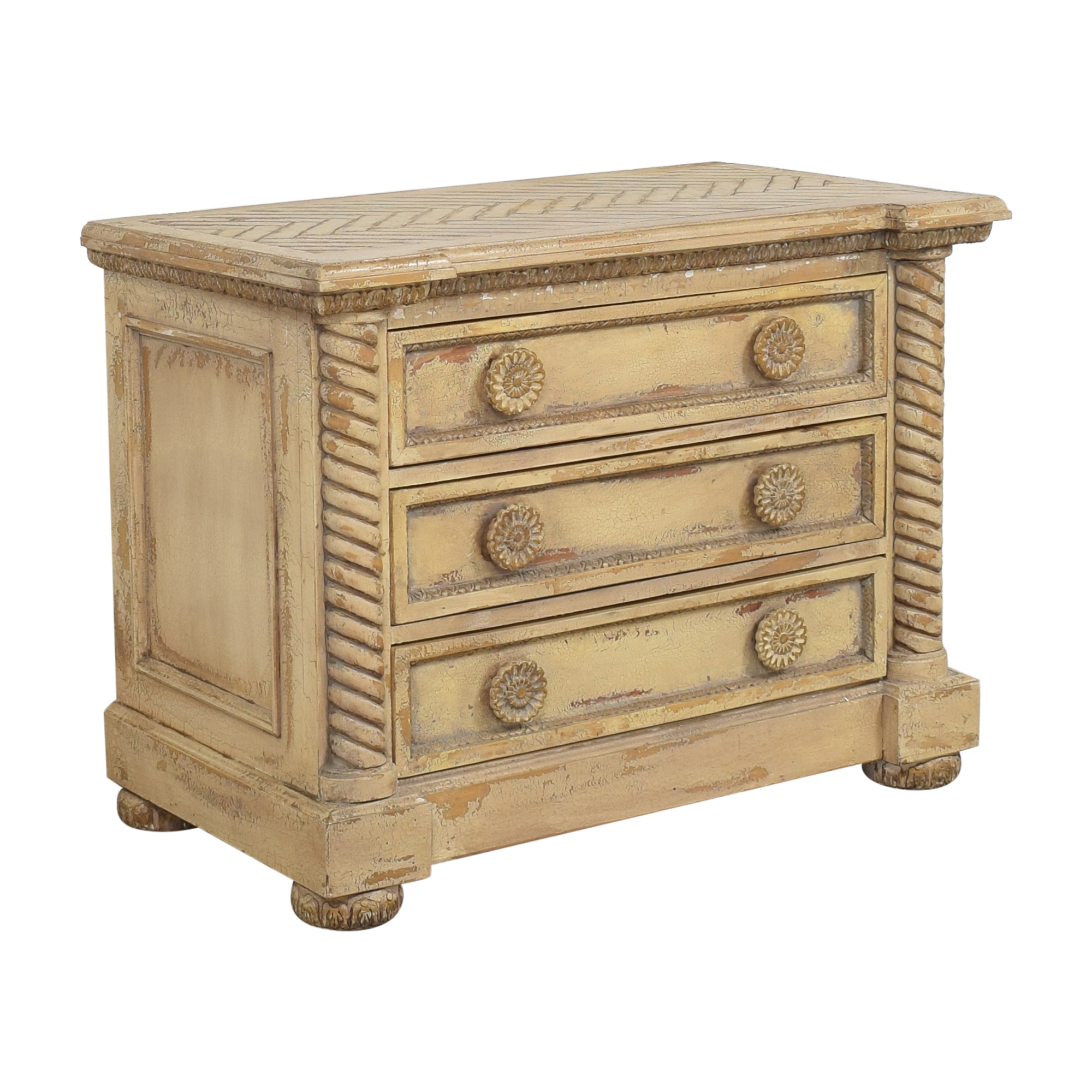 Macy's Macy's Three Drawer Chest dimensions